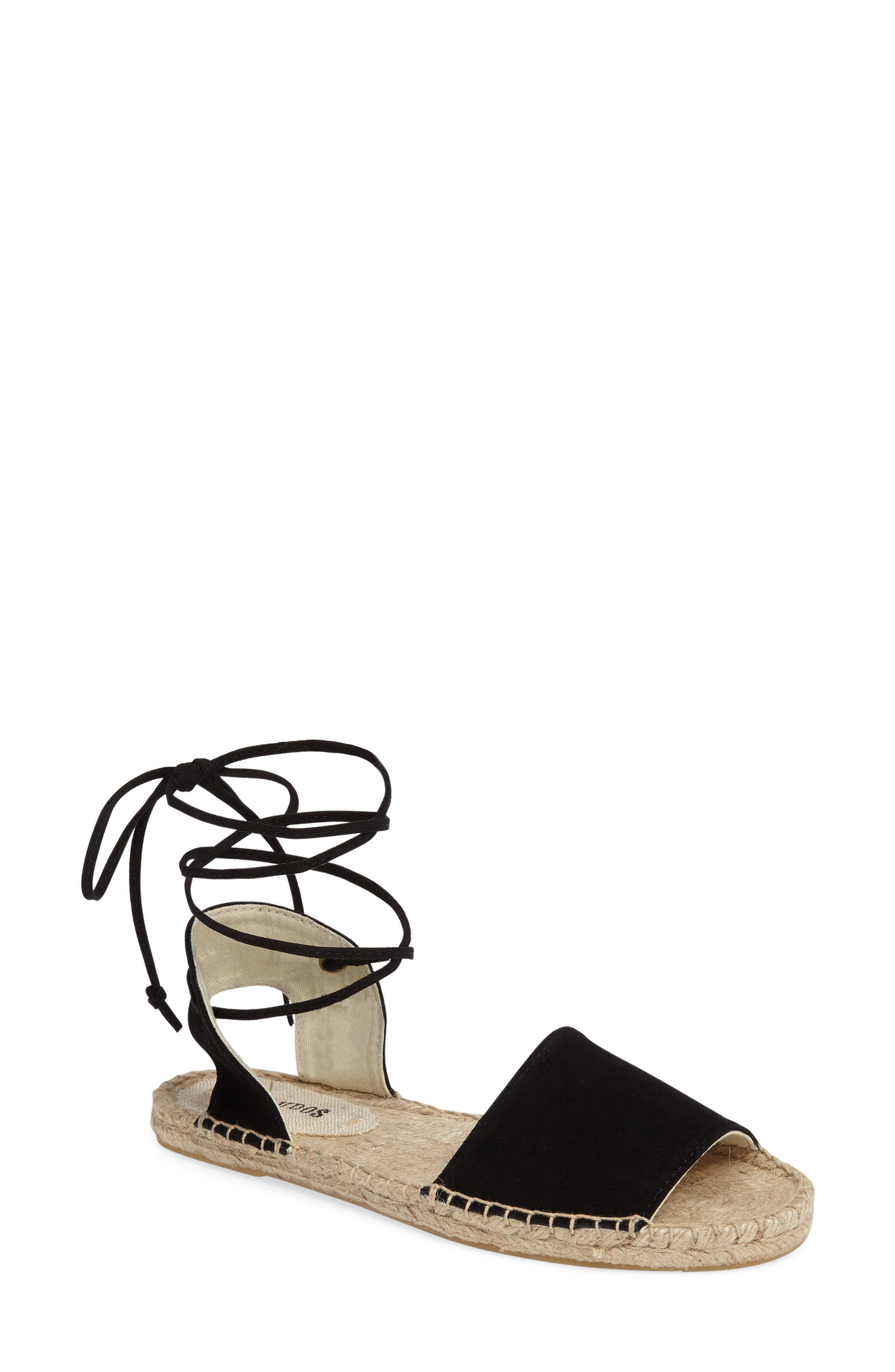 Soludos Lace-Up Sandal (Women)