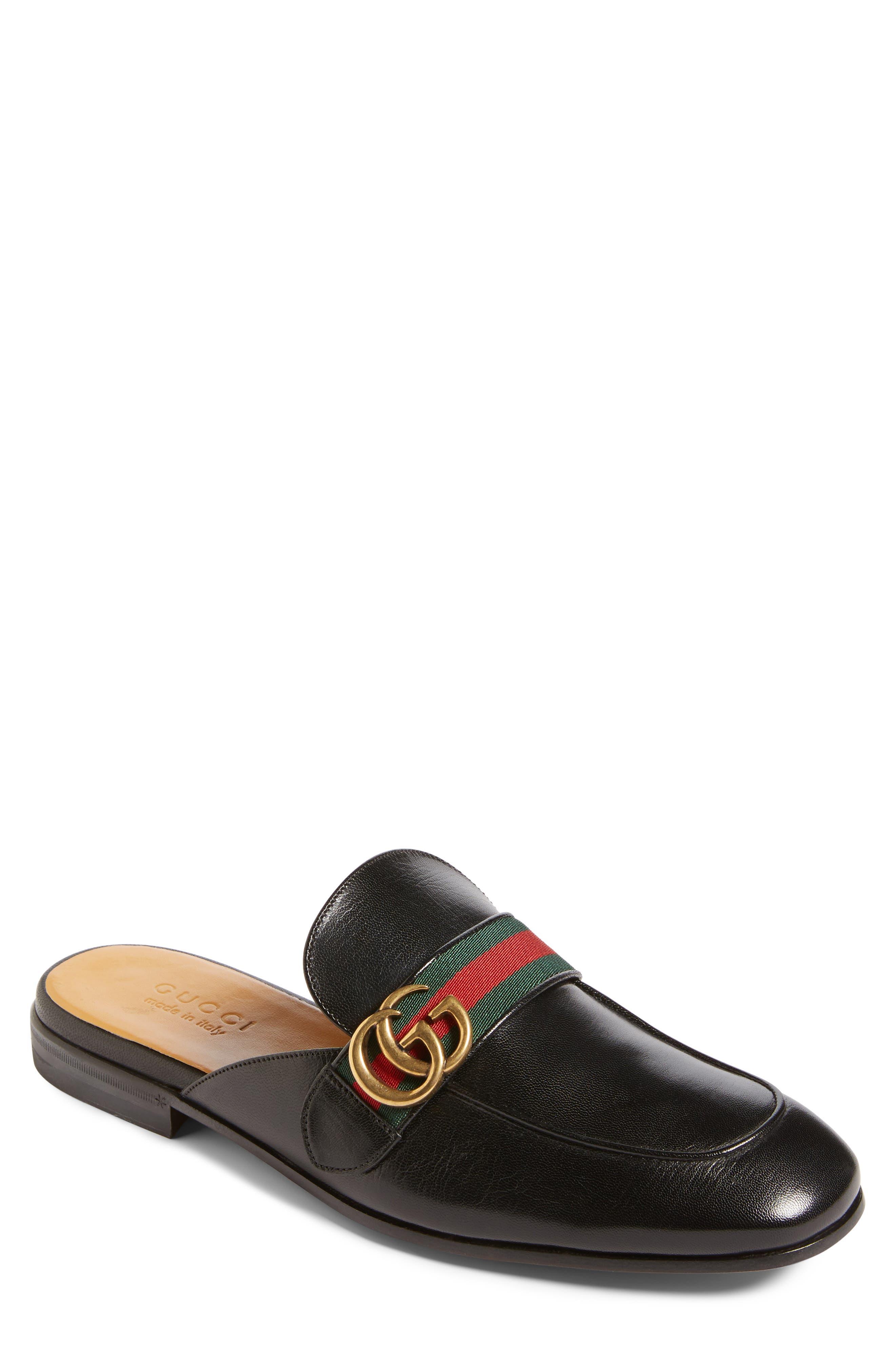 Gucci New Kings Slide Loafer (Men)