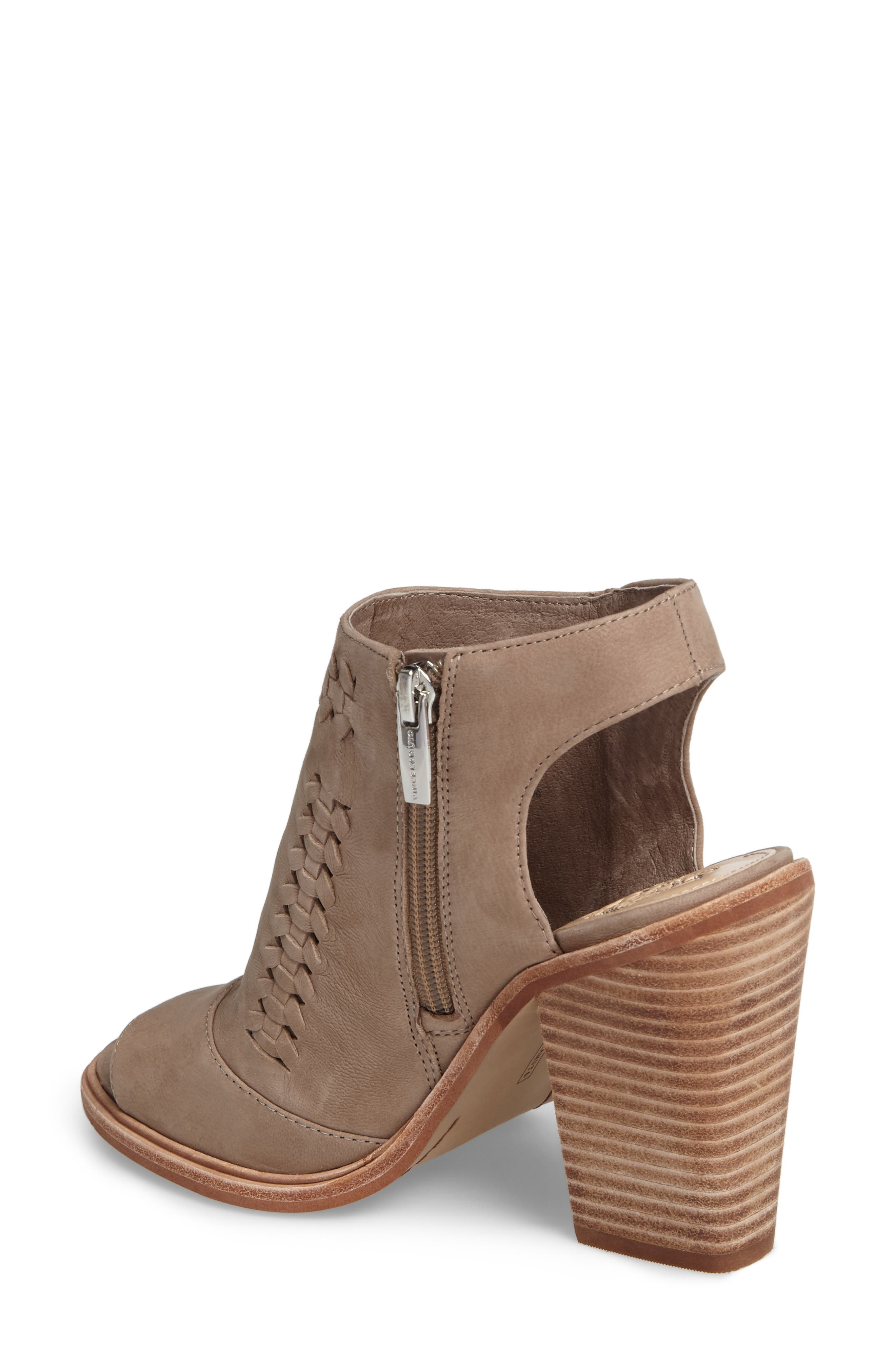 Alternate Image 2  - Vince Camuto Katri Woven Bootie (Women) (Nordstrom Exclusive)