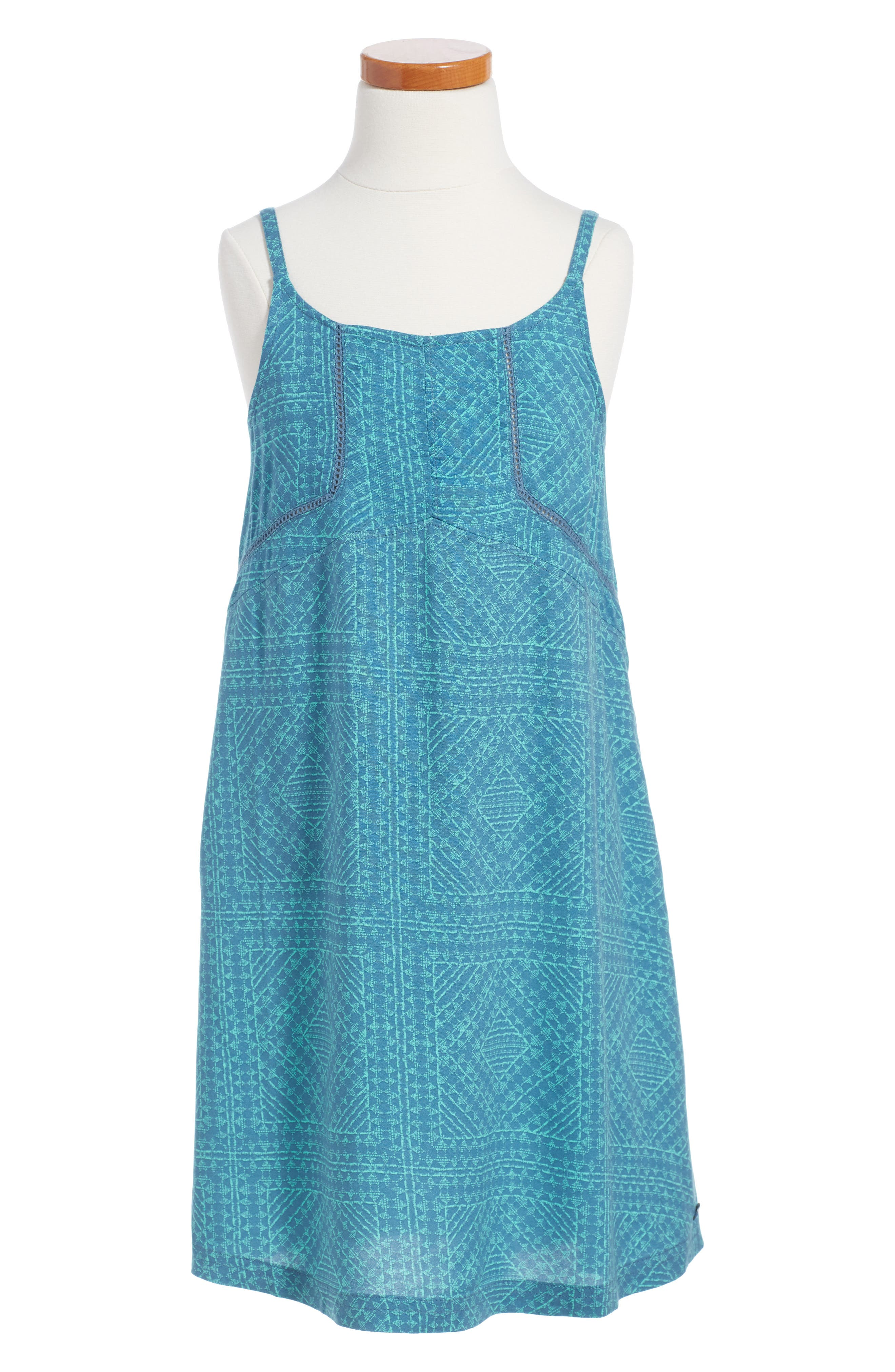 Roxy Welcome Dear Swing Dress (Big Girls)