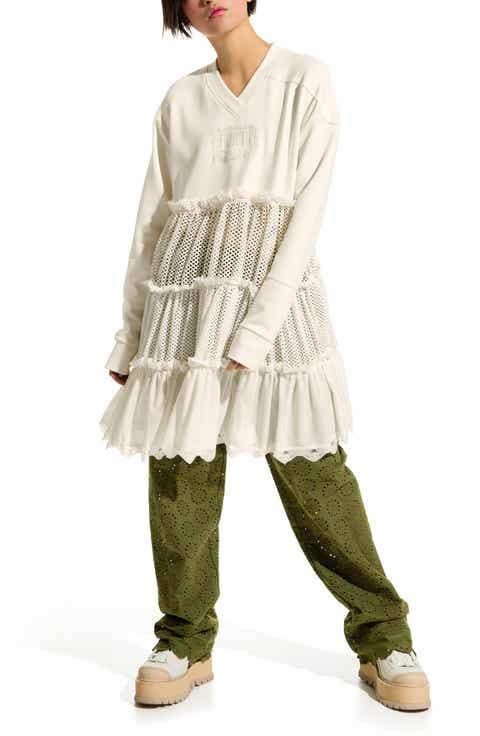 FENTY PUMA by Rihanna Tiered Sweatshirt