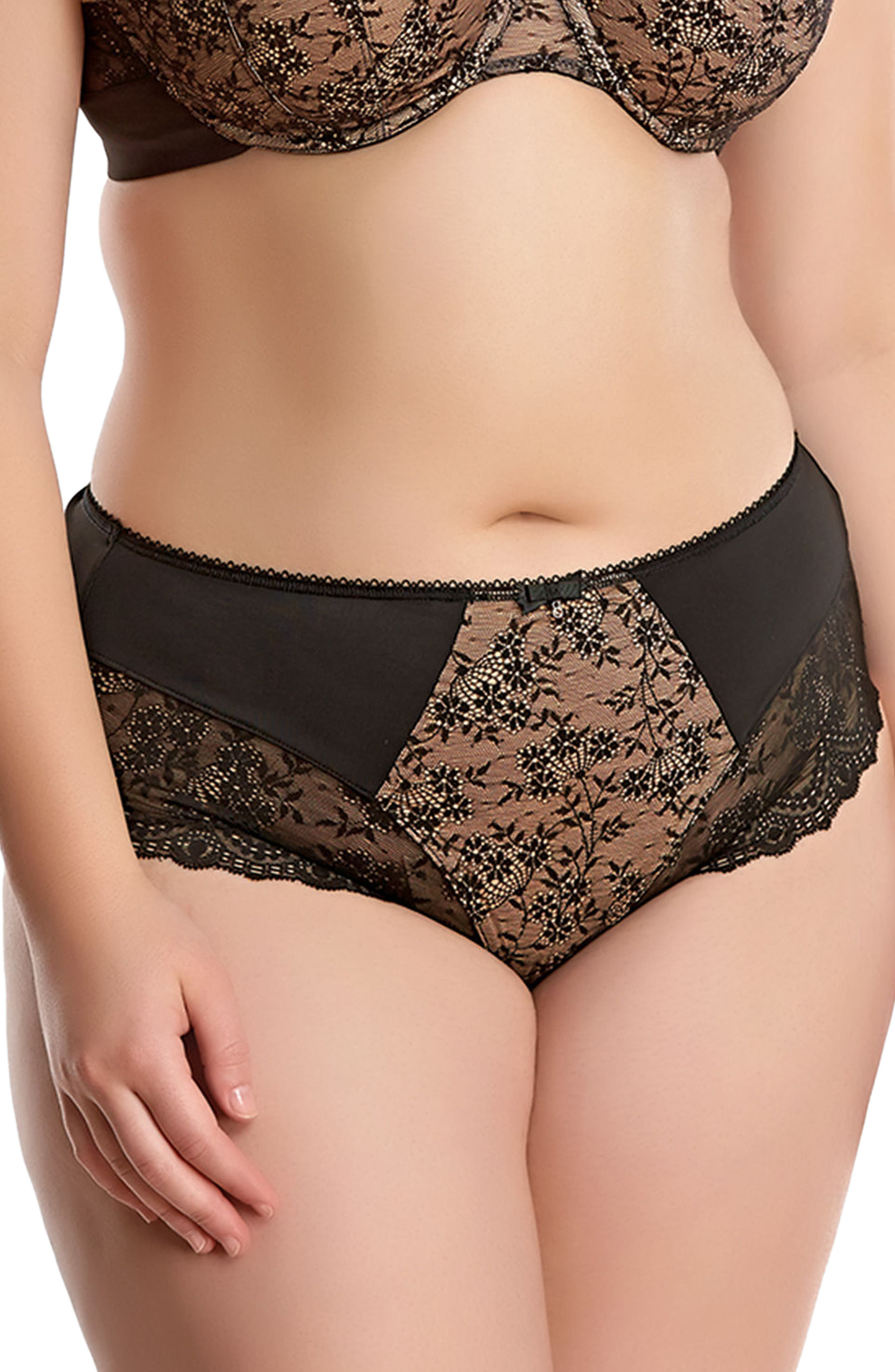 Elomi Tia Briefs (Plus Size)