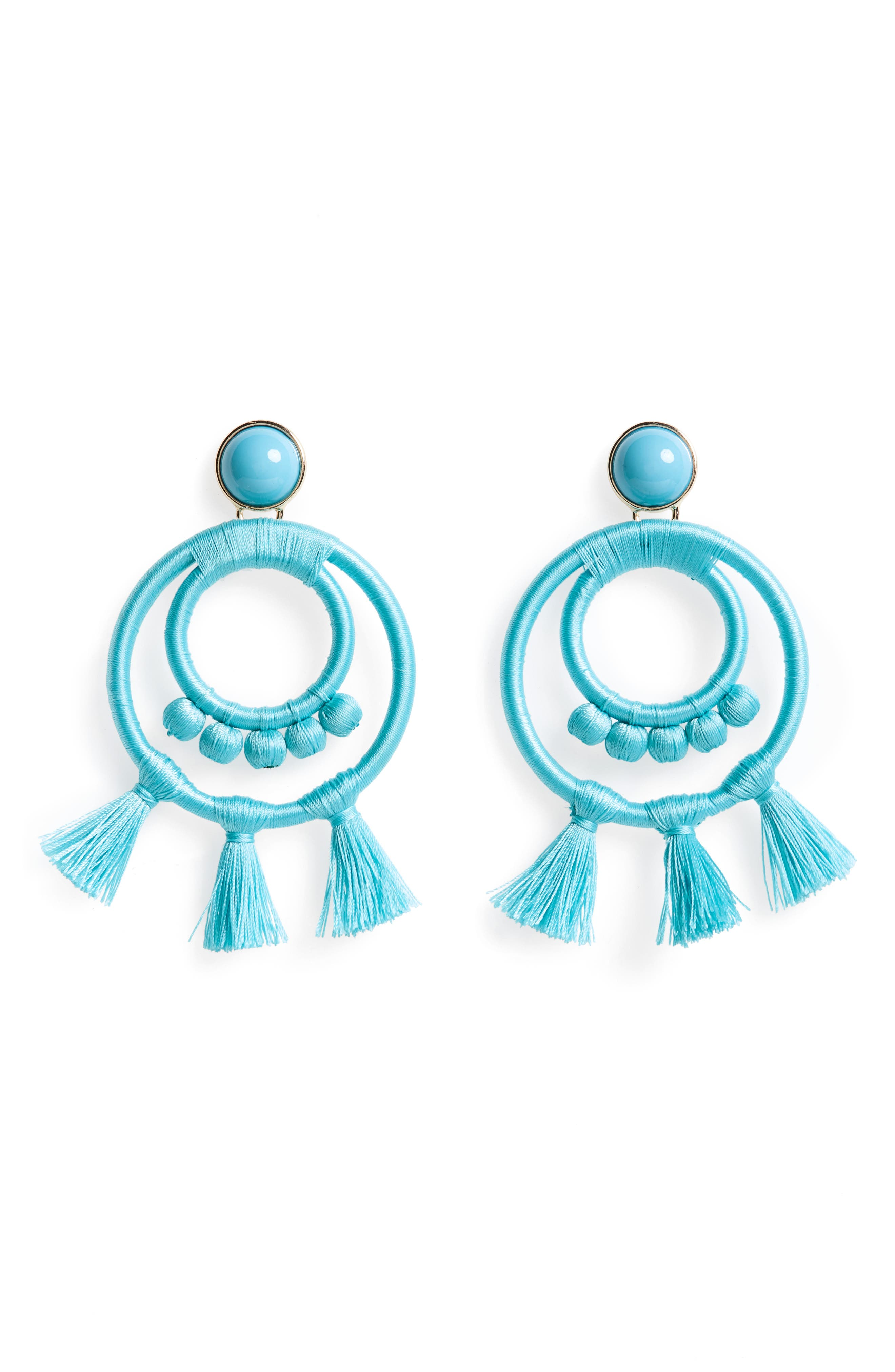 Main Image - BaubleBar Romany Drop Earrings