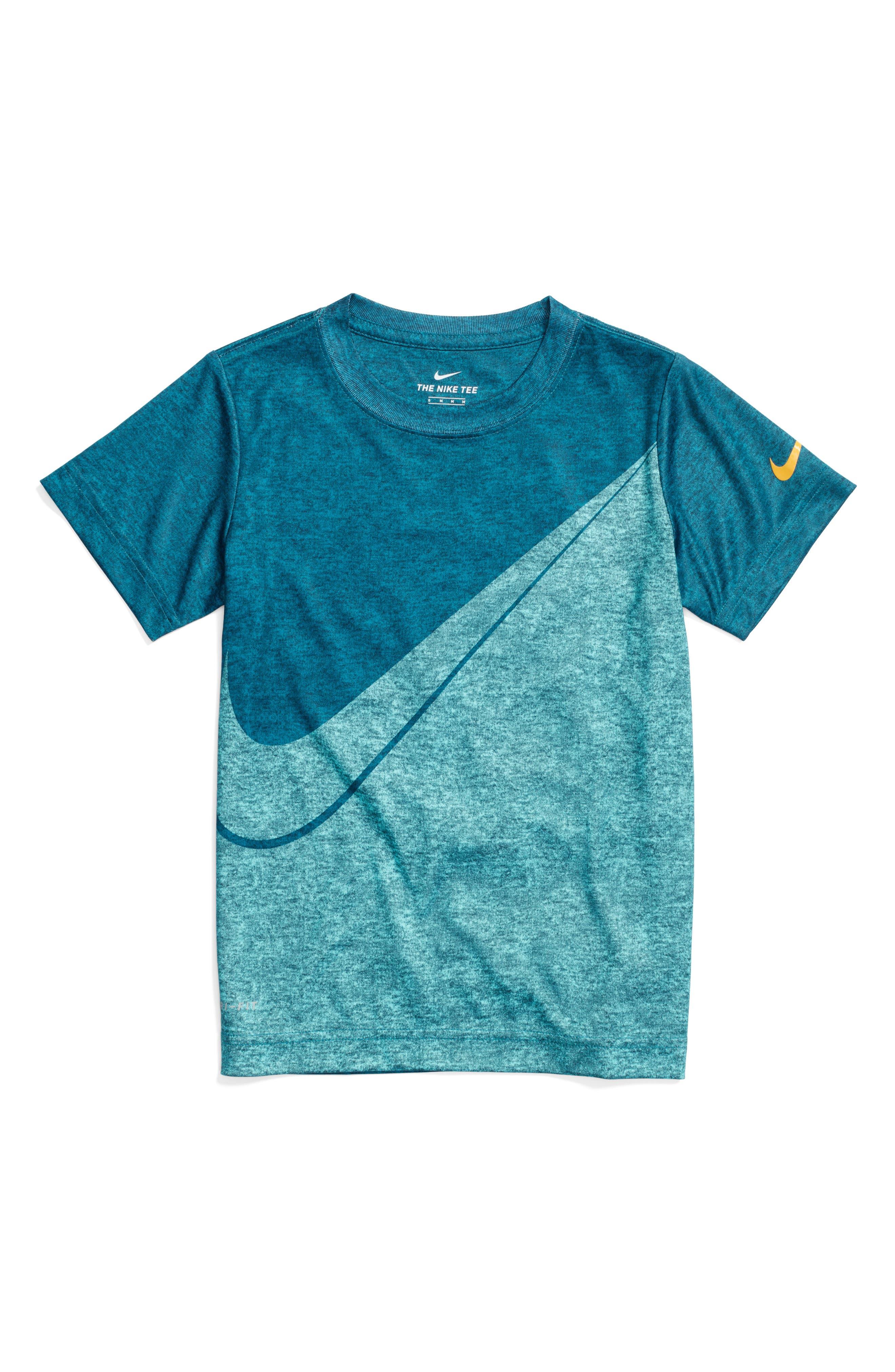 Nike Minimal Swoosh Dri-FIT T-Shirt (Toddler Boys & Little Boys)