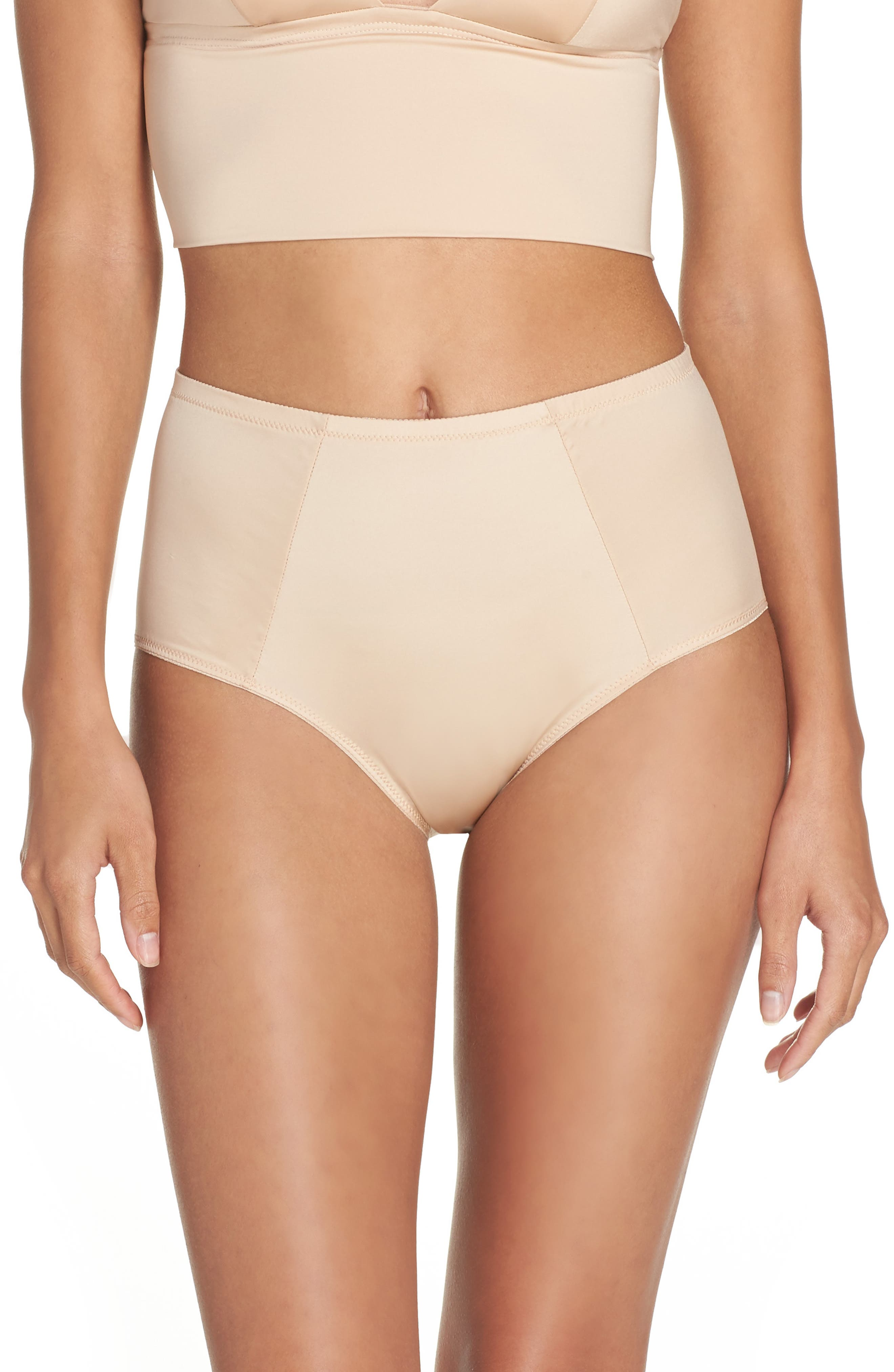 Cosabella Undercover High Waist Briefs