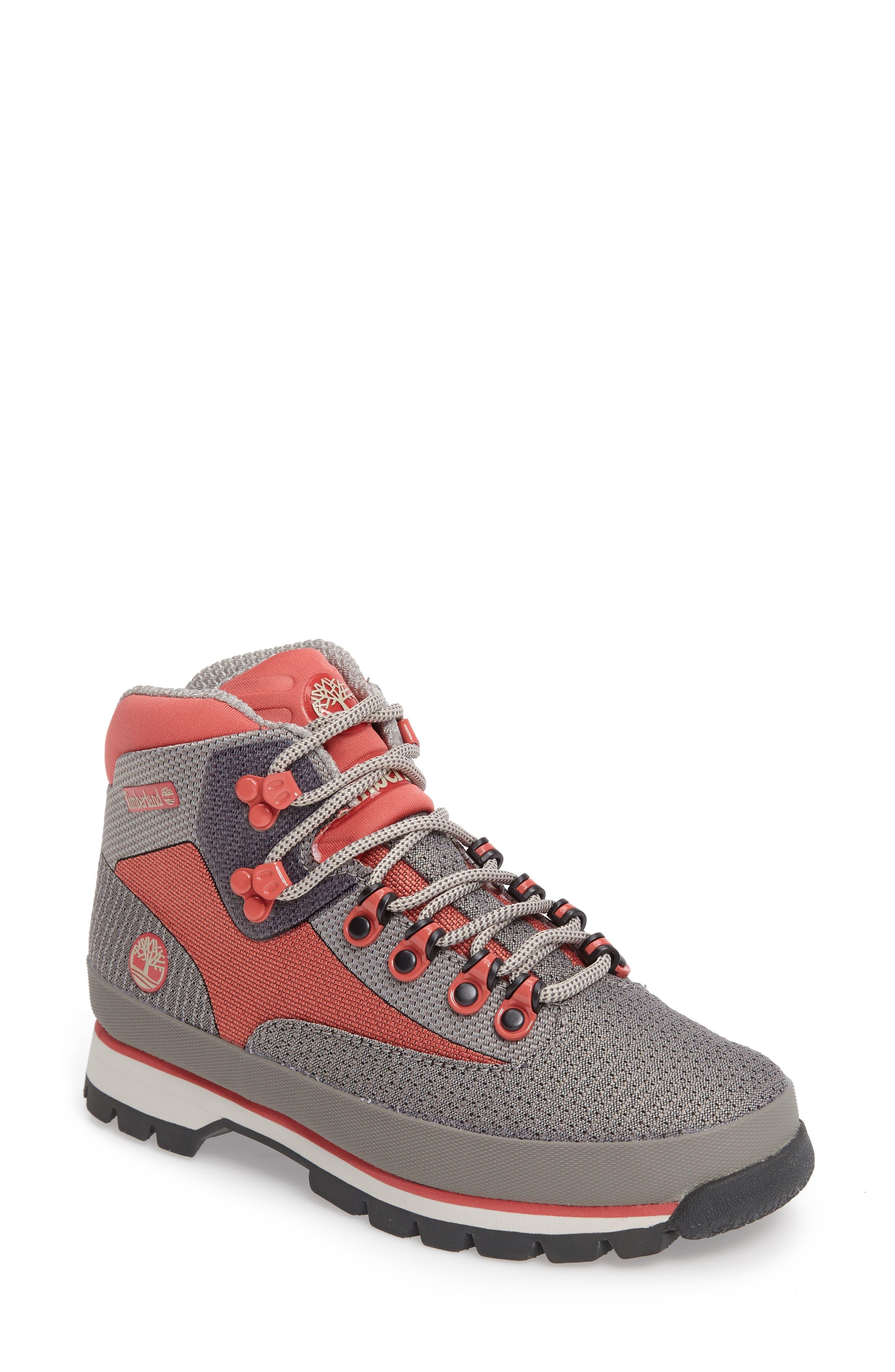 Timberland Jacquard Euro Hiker Boot (Women)