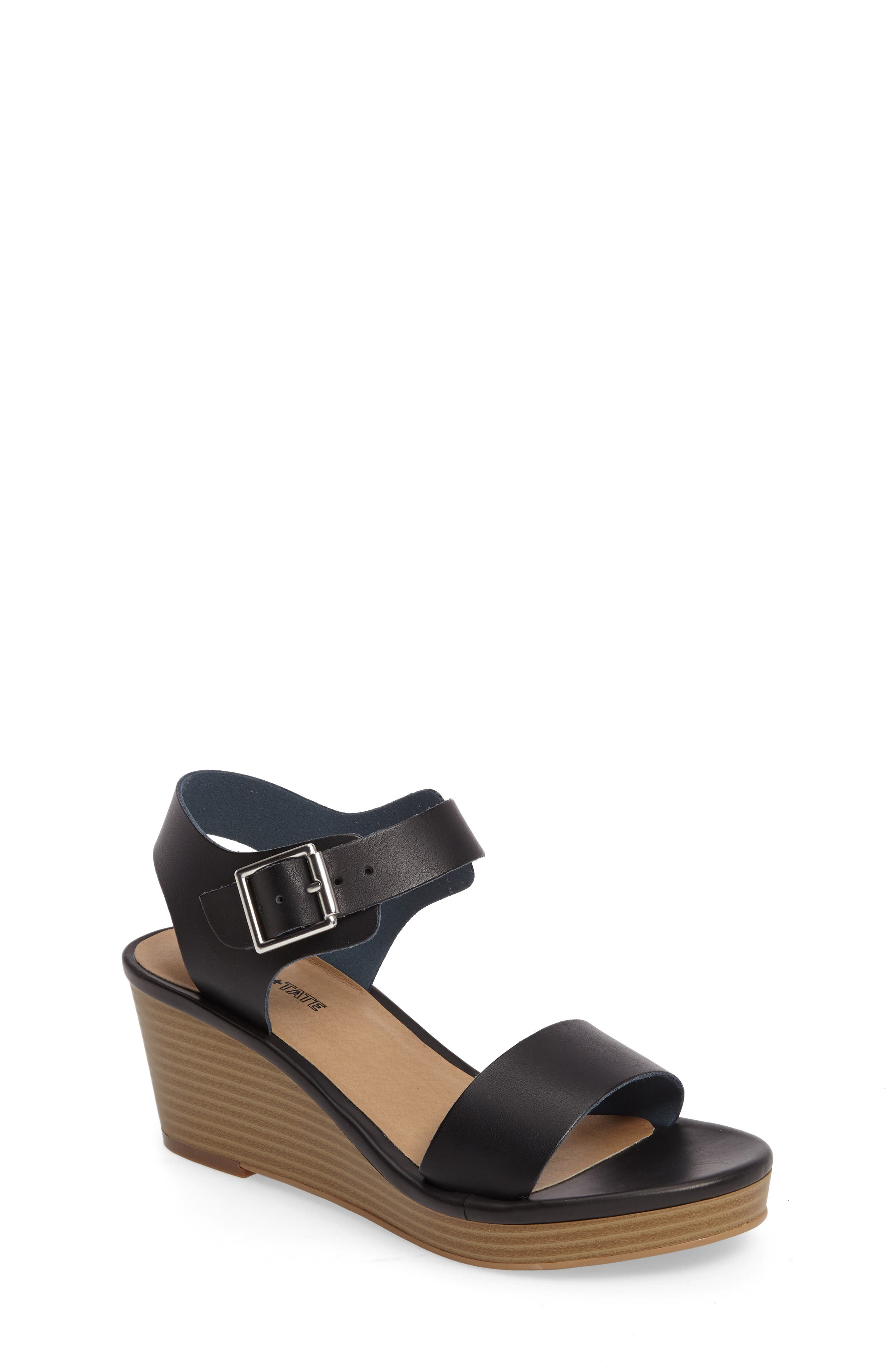 Tucker + Tate Amealia Wedge Sandal (Little Kid & Big Kid)