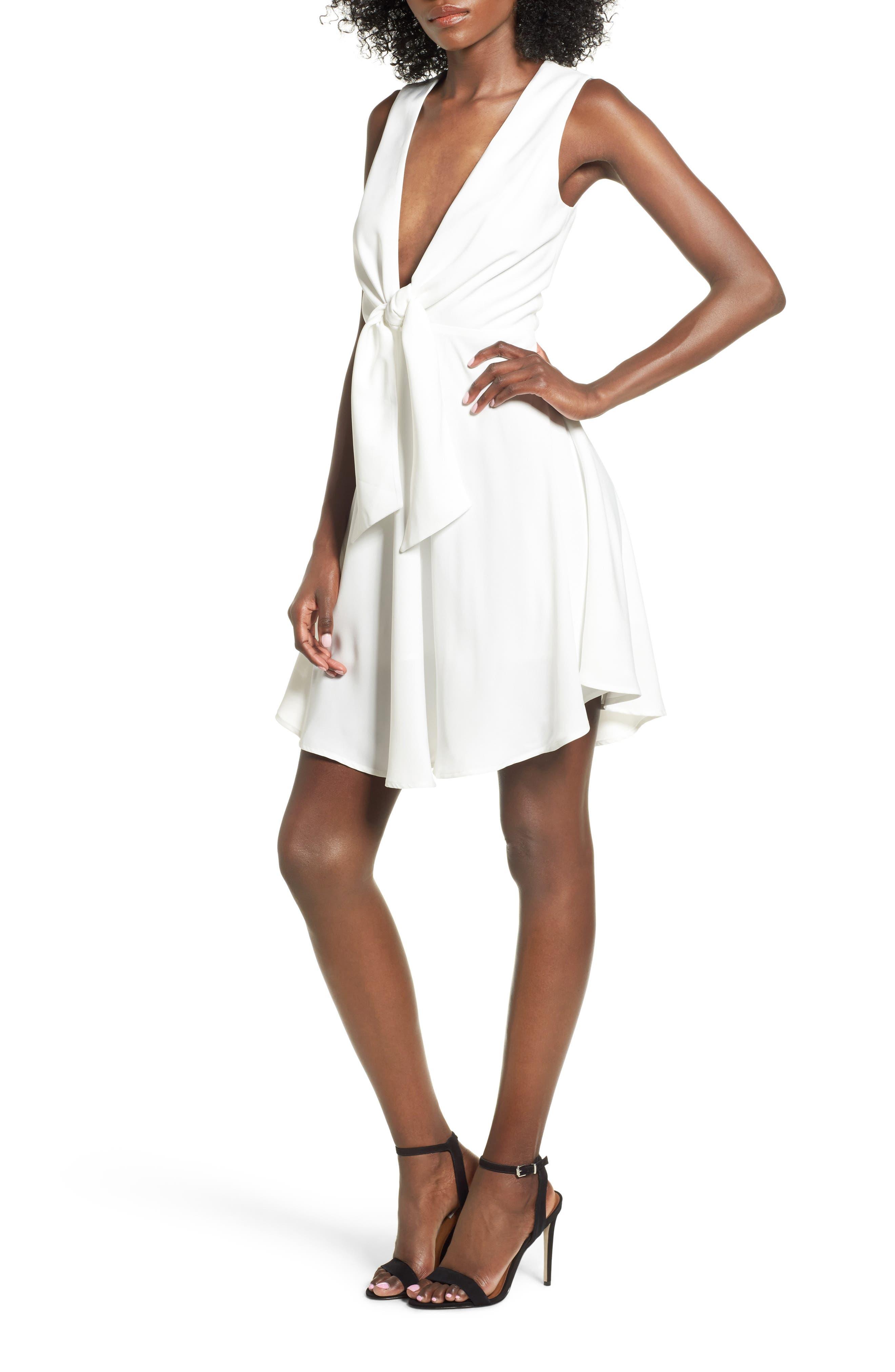 Keepsake the Label Dream On Minidress