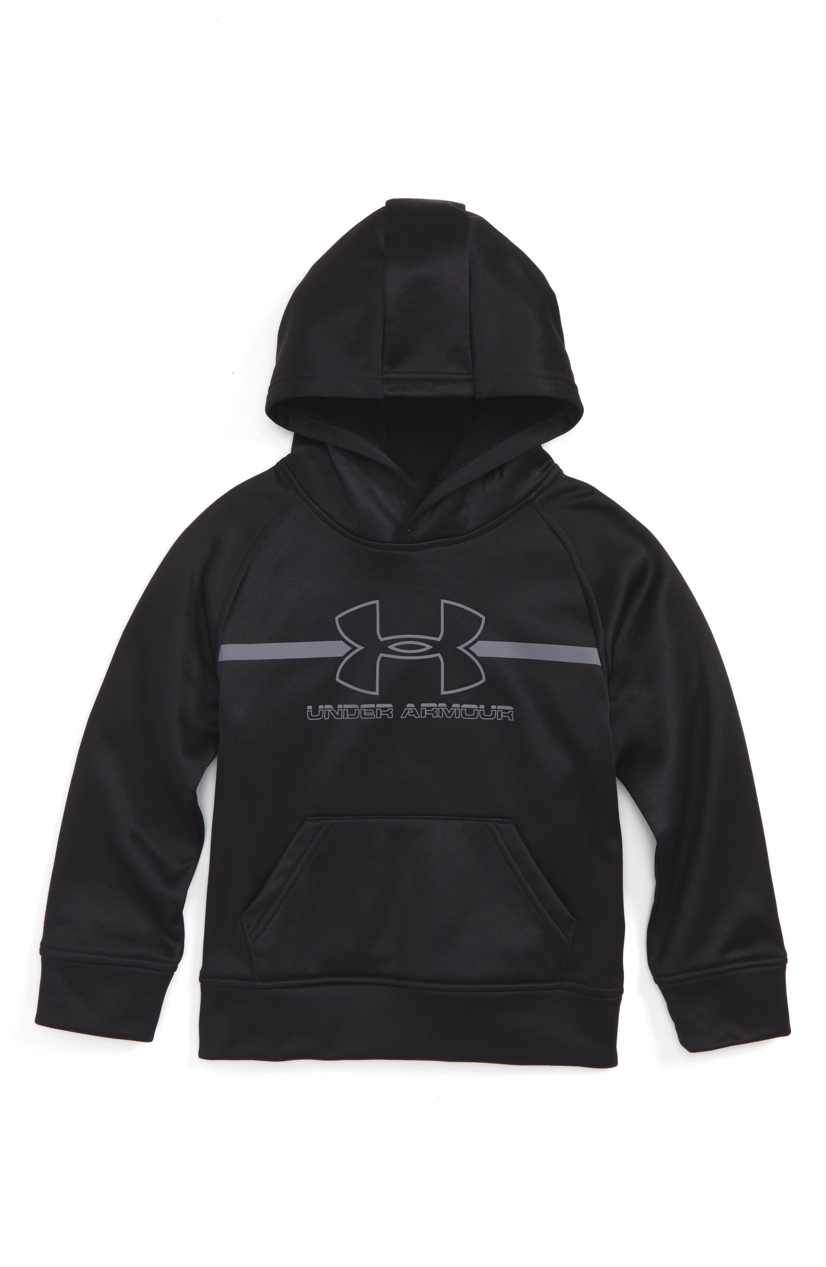 Under Armour Logo Hoodie (Toddler Boys & Little Boys)