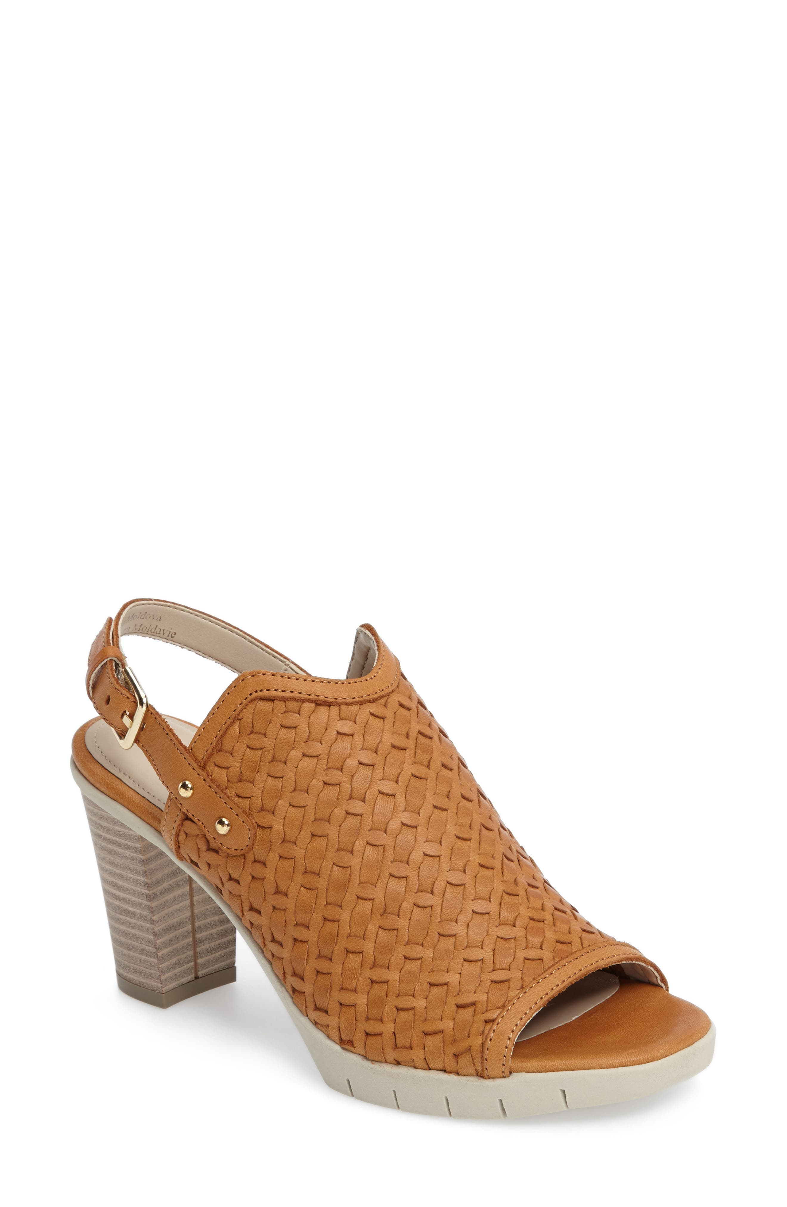 The FLEXX Weave Me Be Slingback Sandal (Women)