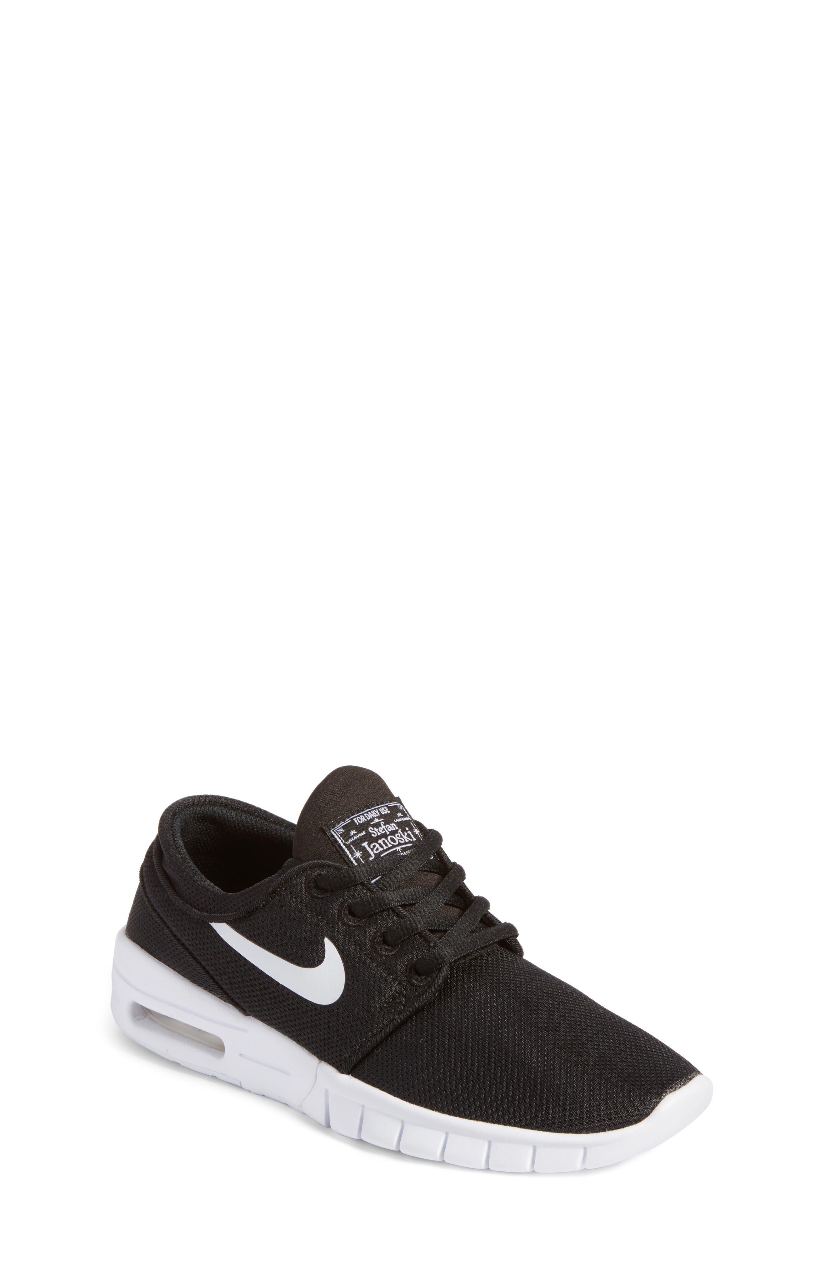 Nike Stefan Janoski Max SB Skate Sneaker (Big Kid)