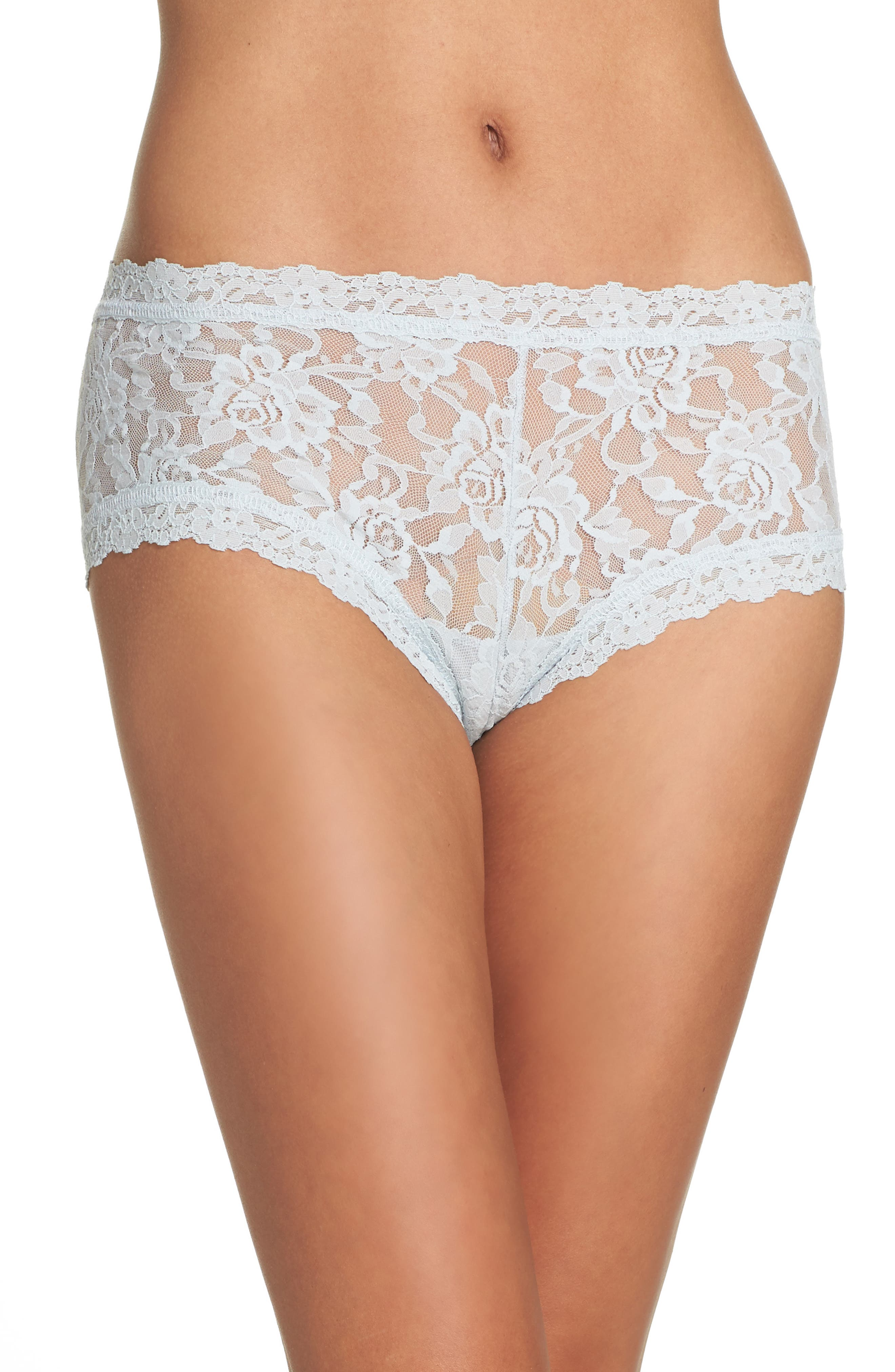 Hanky Panky Signature Lace Boyshorts (Online Only)