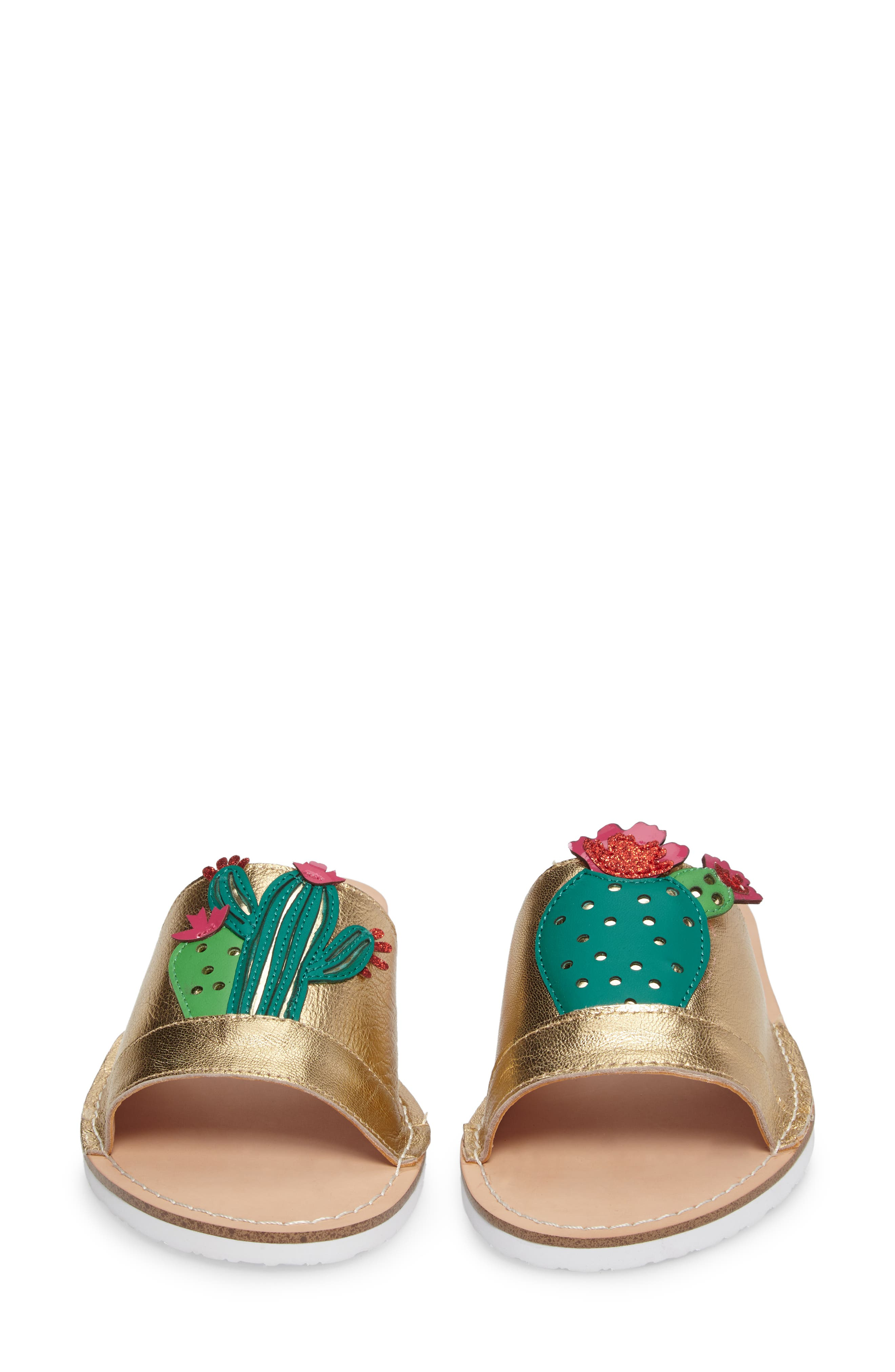 Alternate Image 3  - kate spade new york iguana slide sandal (Women)