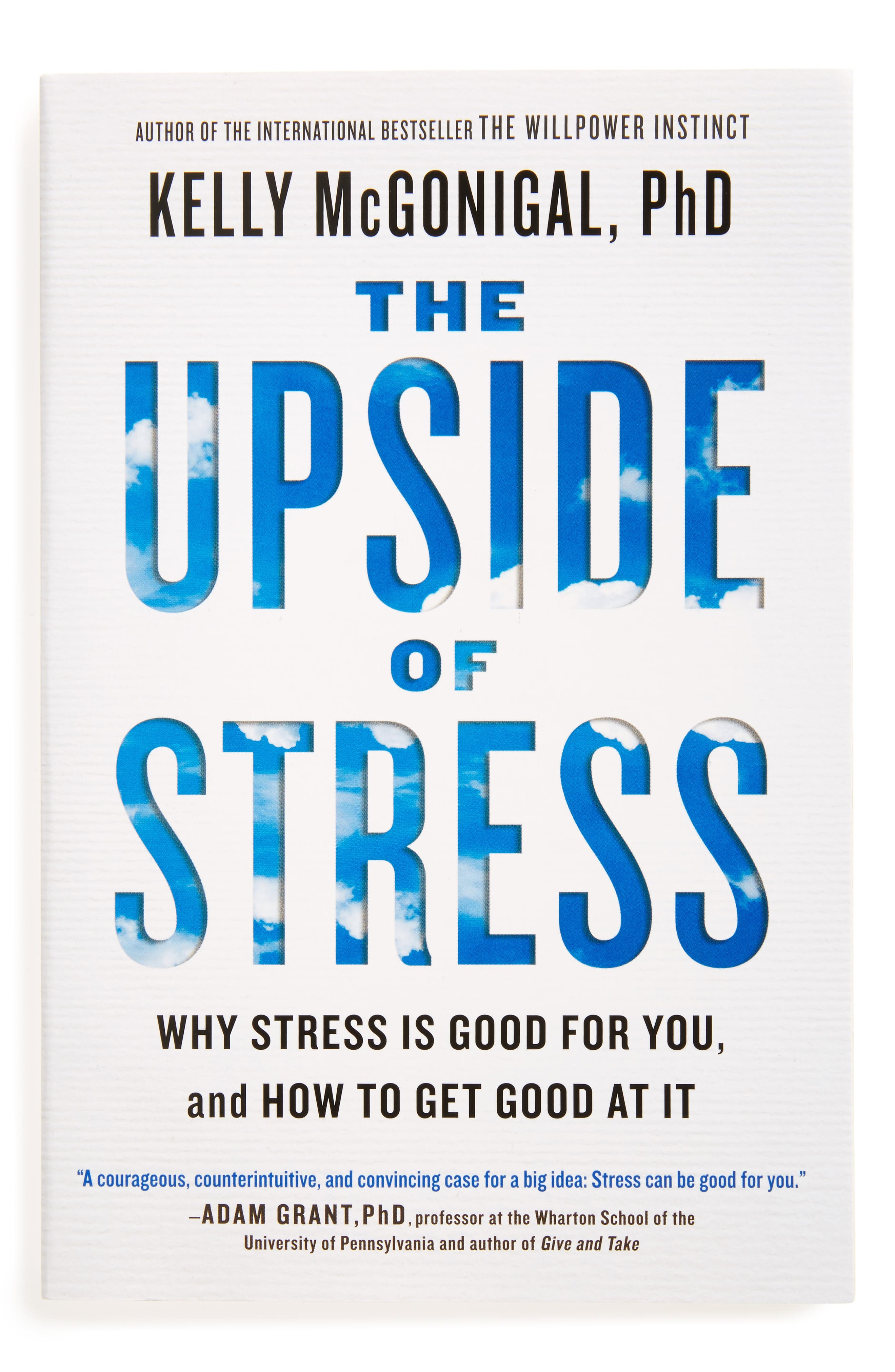 Alternate Image 1 Selected - The Upside of Stress Book