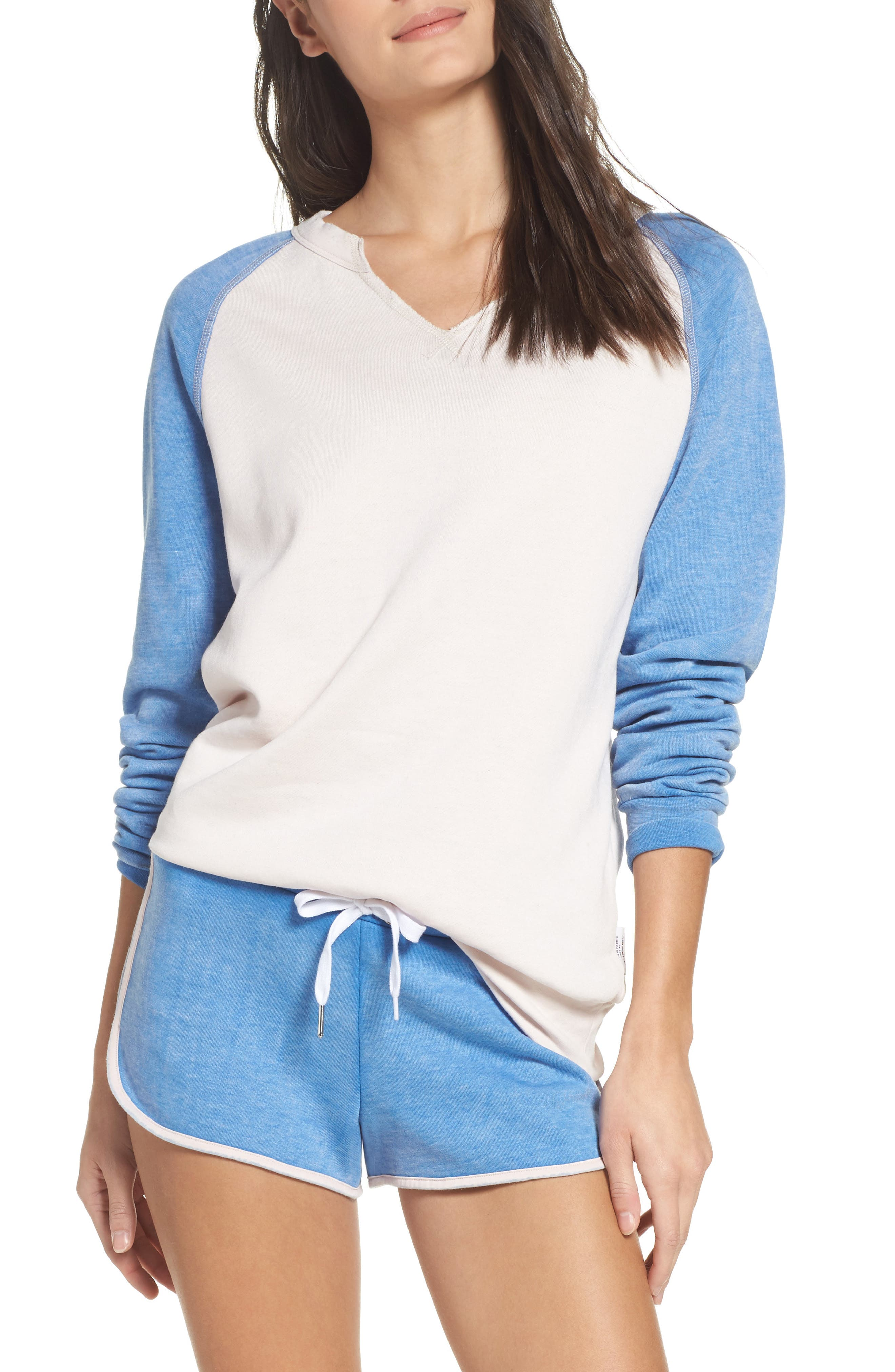 The Laundry Room Sweatshirt & Lounge Shorts