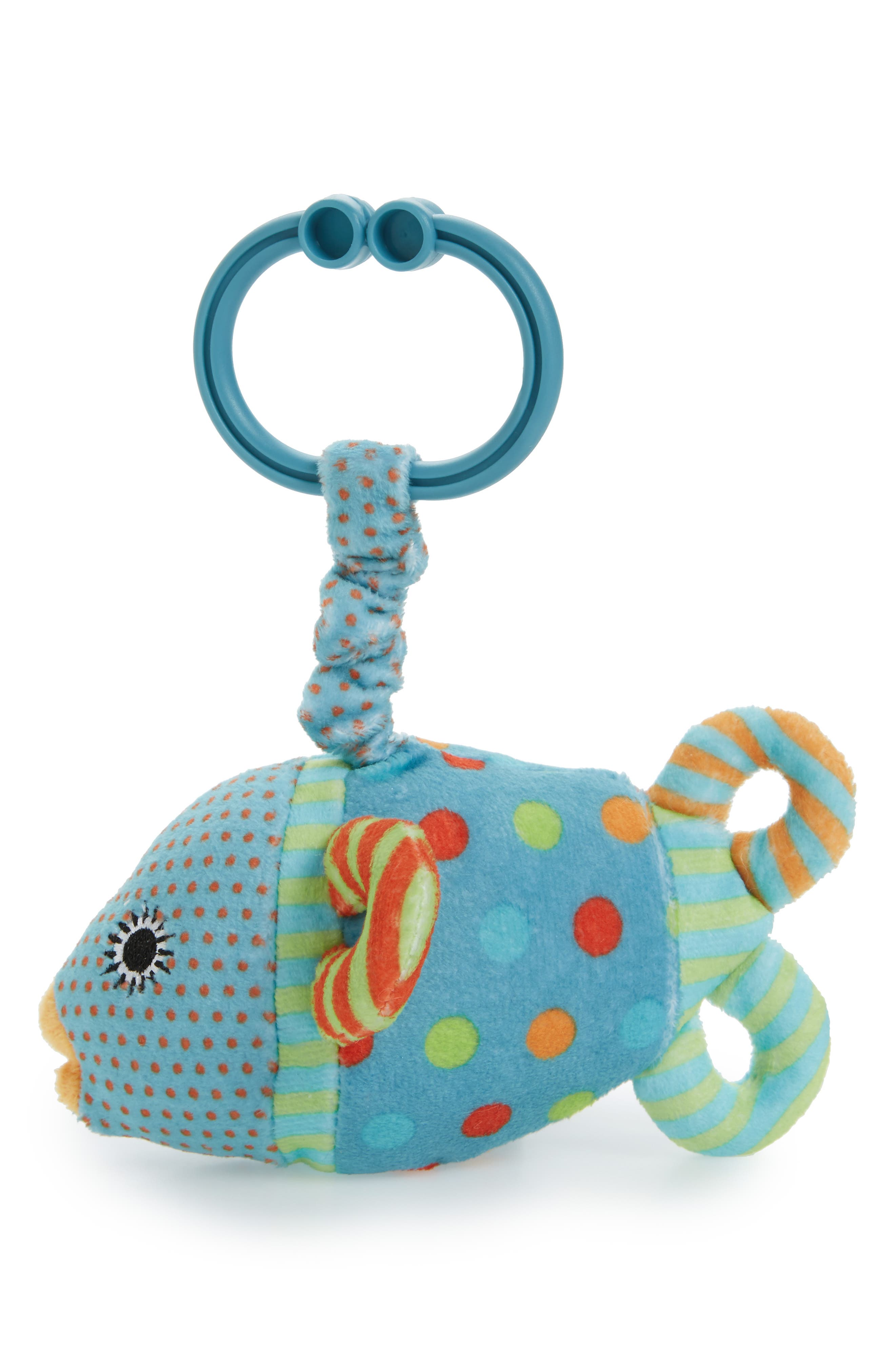 Jellycat Fish Jitter Toy