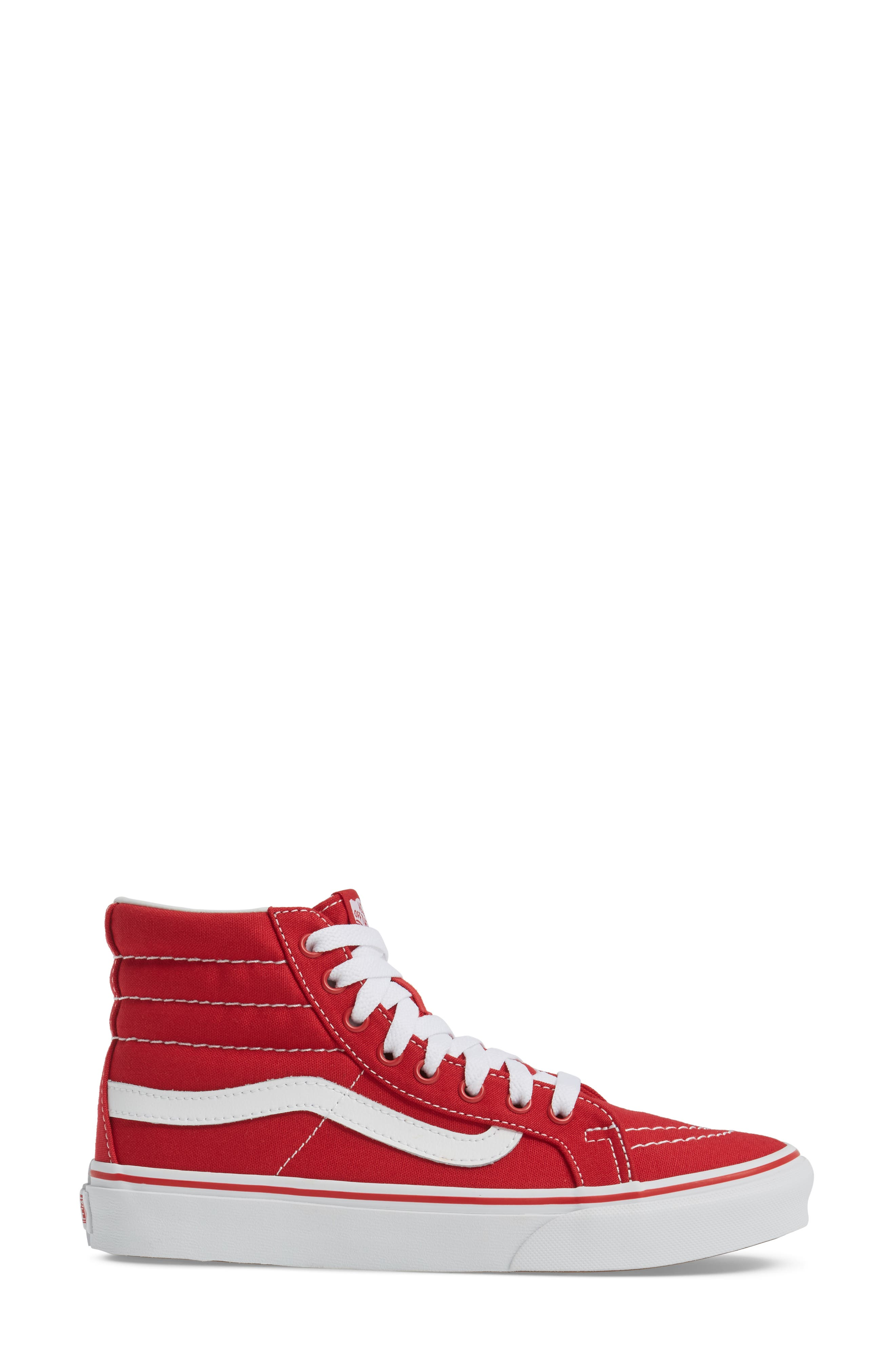Alternate Image 3  - Vans 'Sk8-Hi Slim' Sneaker (Women)