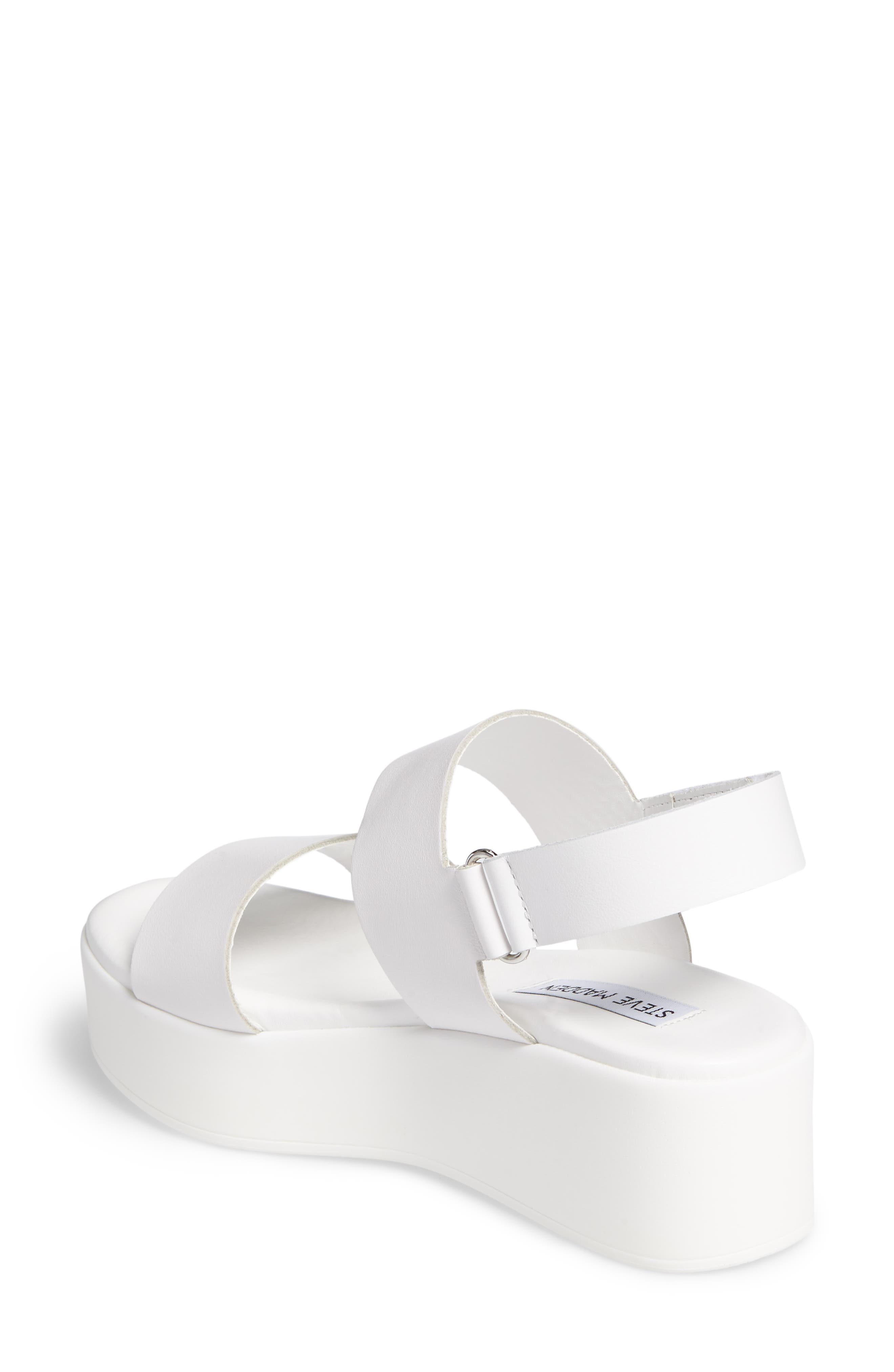 Alternate Image 2  - Steve Madden Rachel Platform Wedge Sandal (Women)