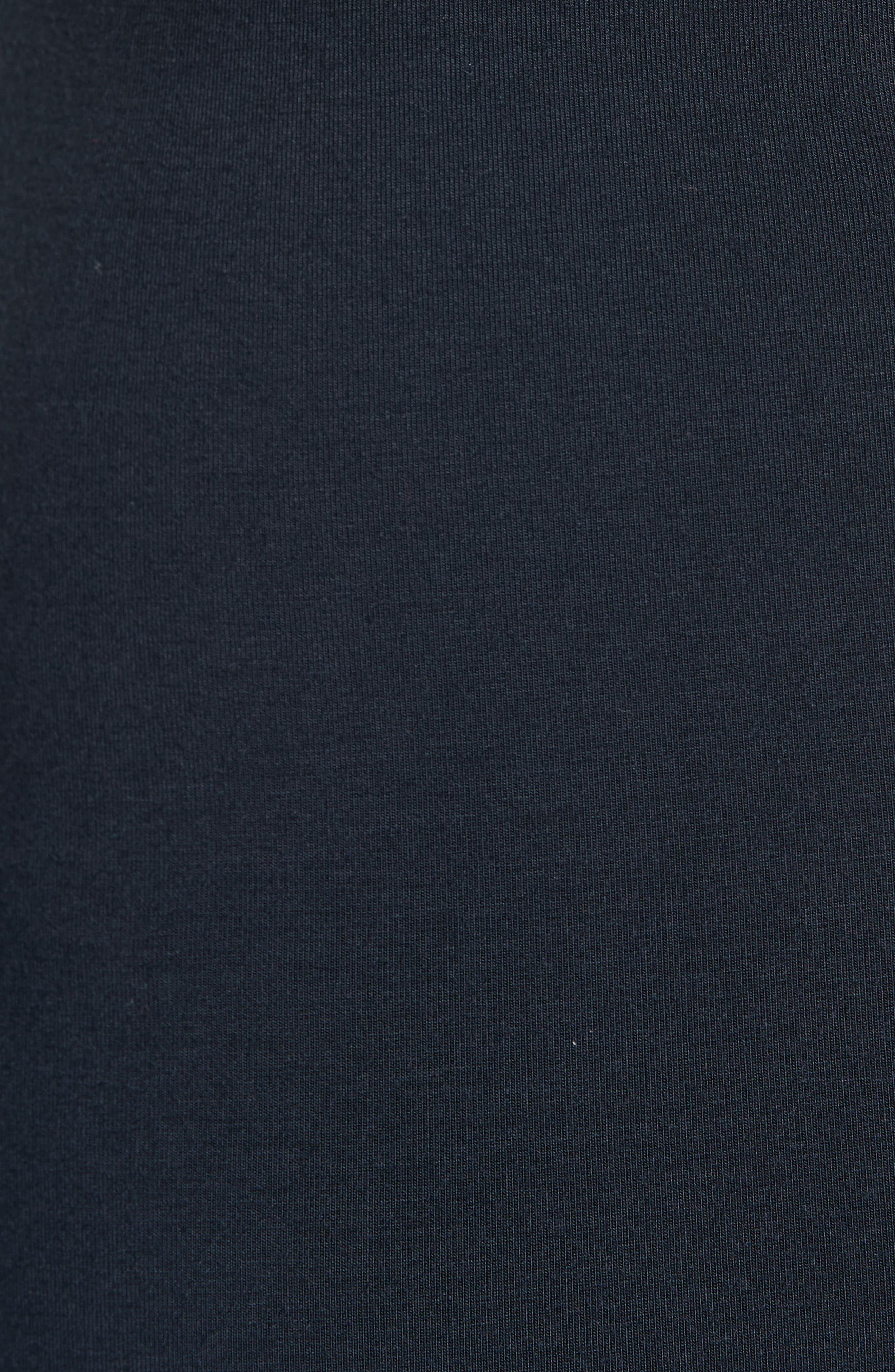 Alternate Image 5  - T by Alexander Wang Lace-Up Midi Dress