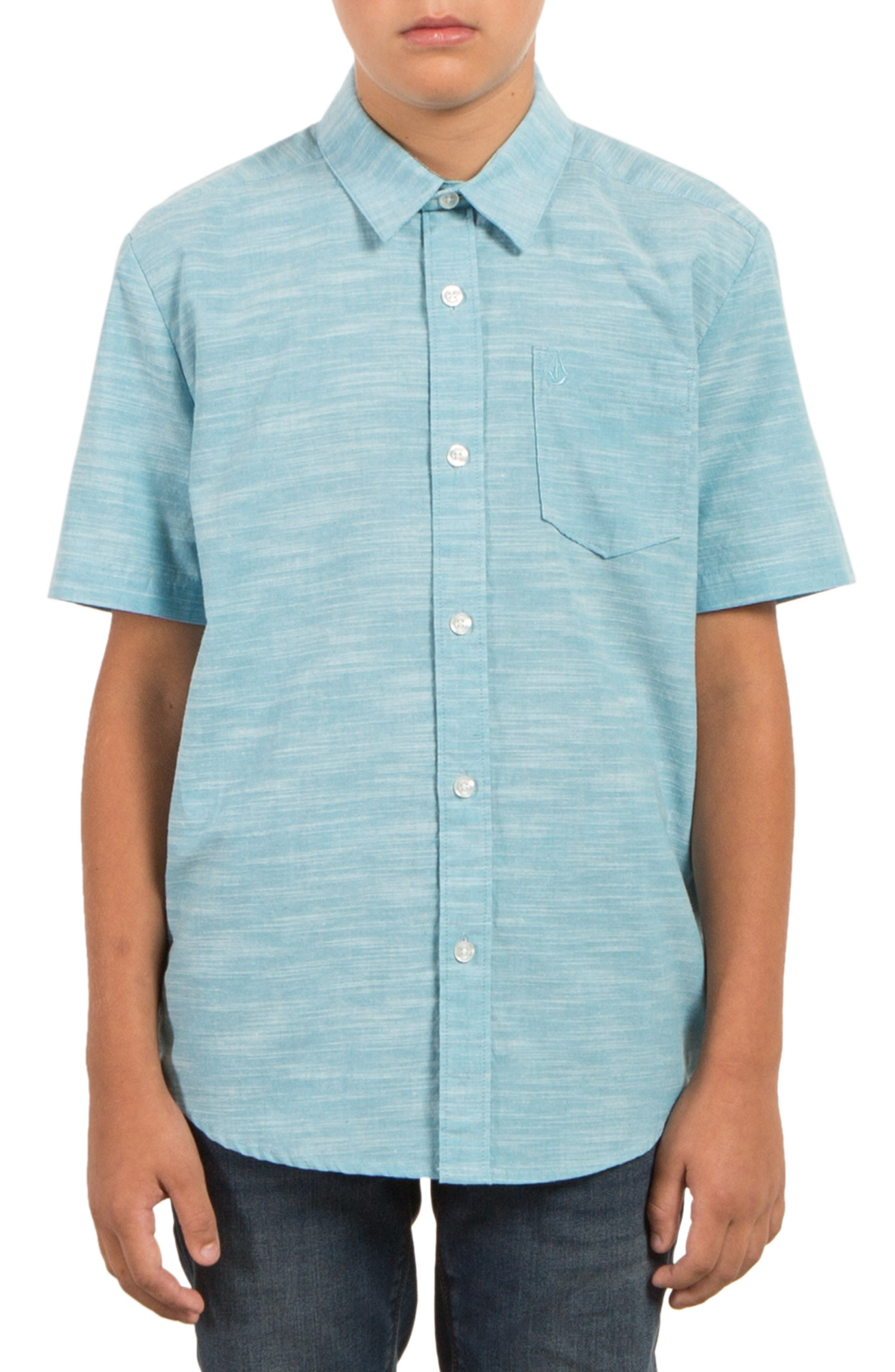 Volcom Everett Oxford Shirt (Big Boys)