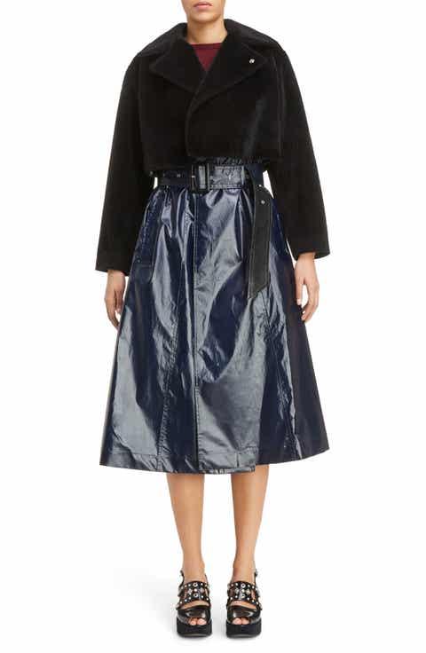 Faux Fur Designer Coats & Jackets | Nordstrom