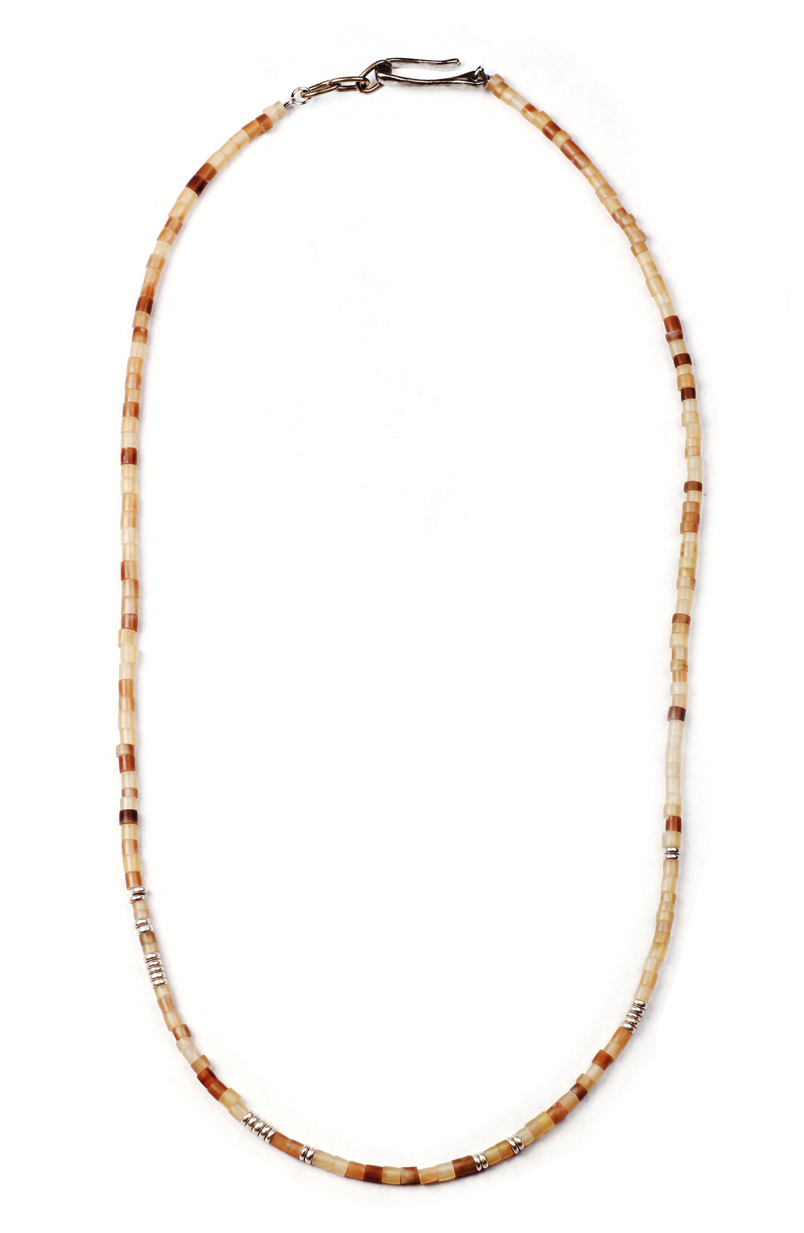 George Frost Unite Morse Necklace