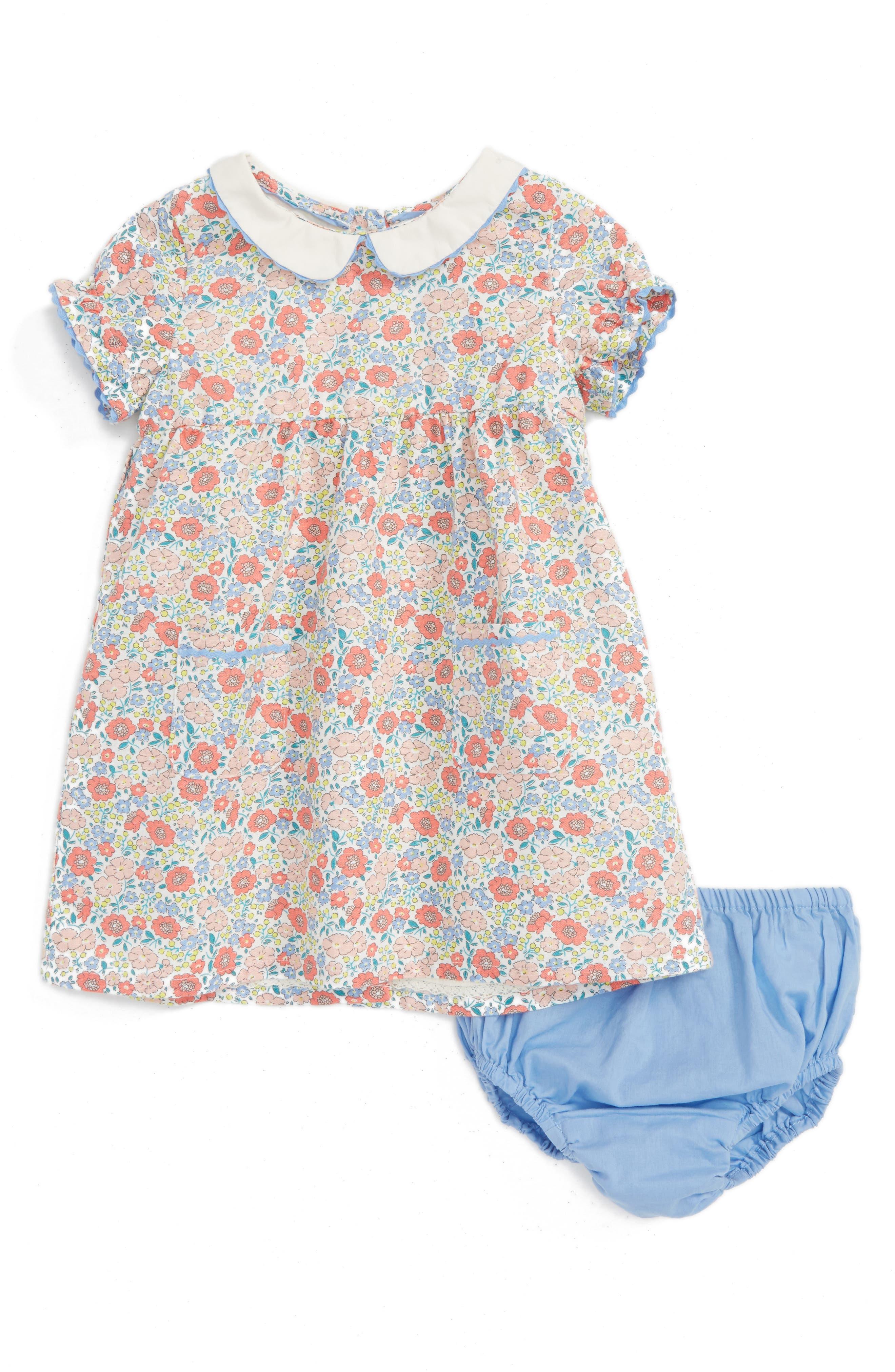 MINI BODEN Pretty Tea Dress