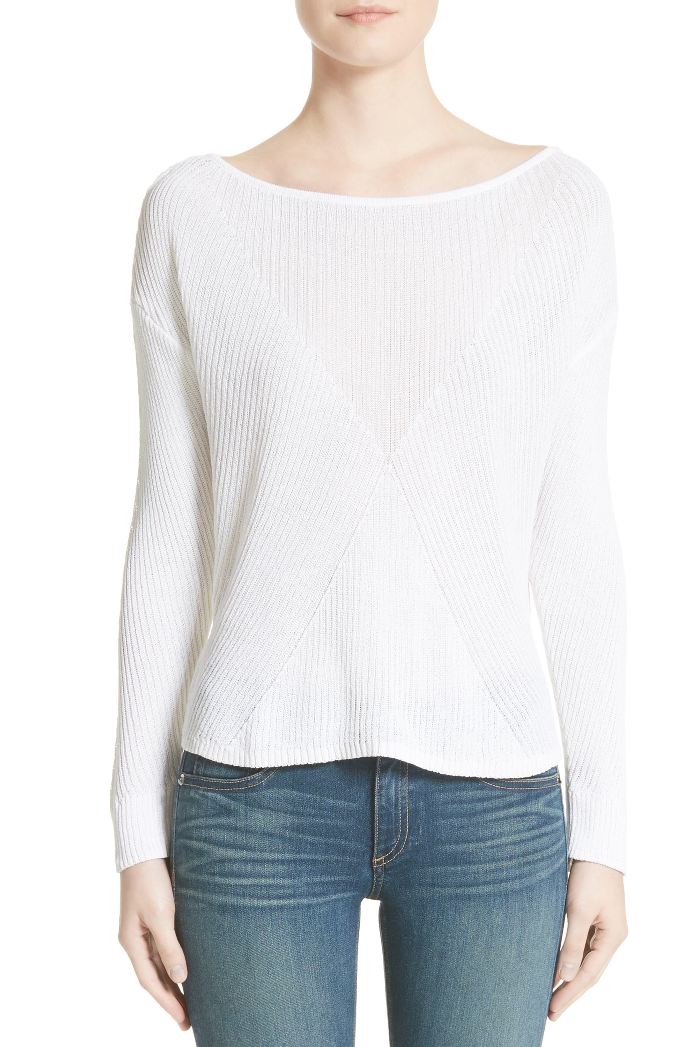 Main Image - rag & bone Gretchen Pullover
