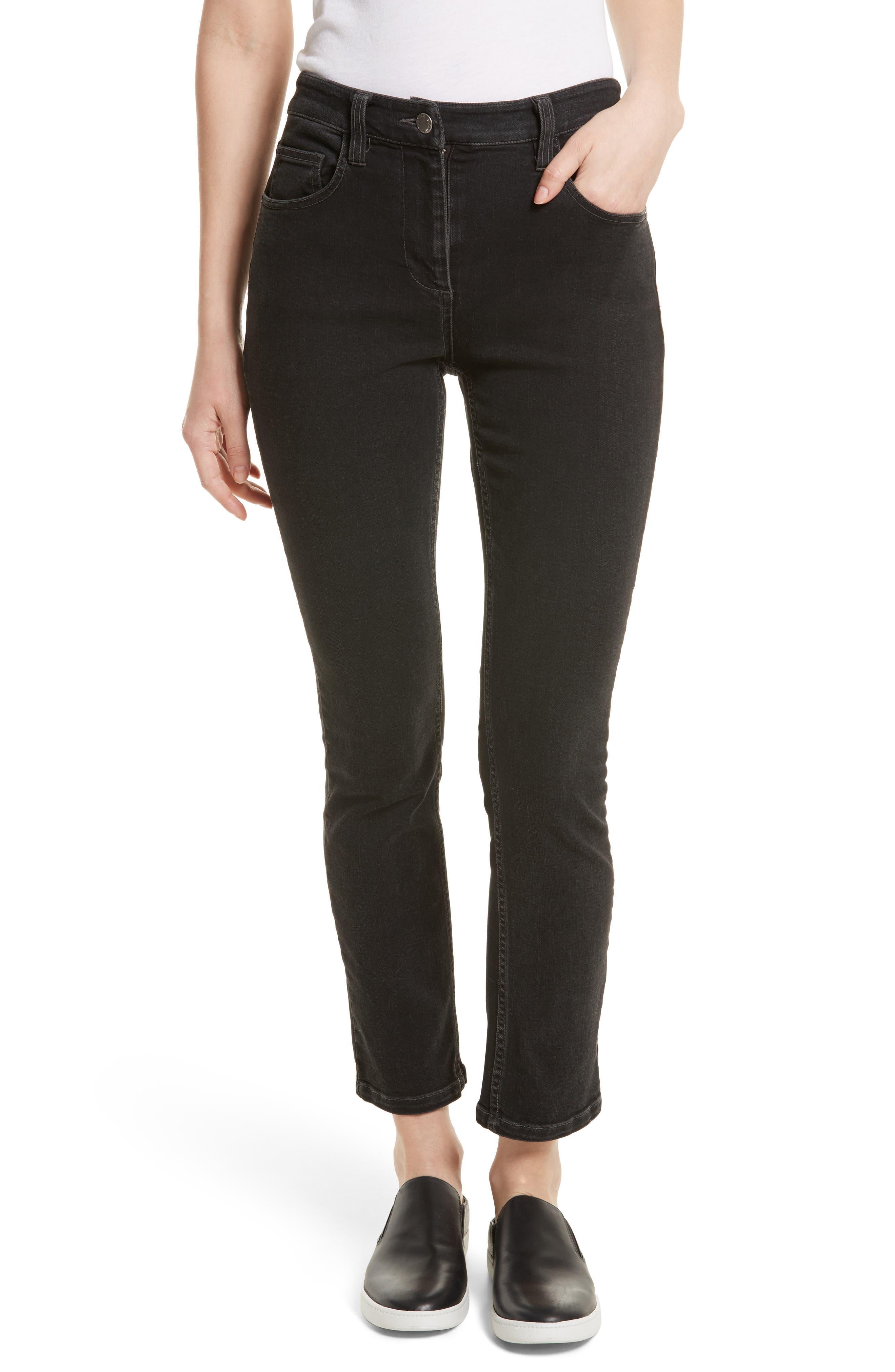 Rebecca Minkoff Marigold Straight Leg Jeans