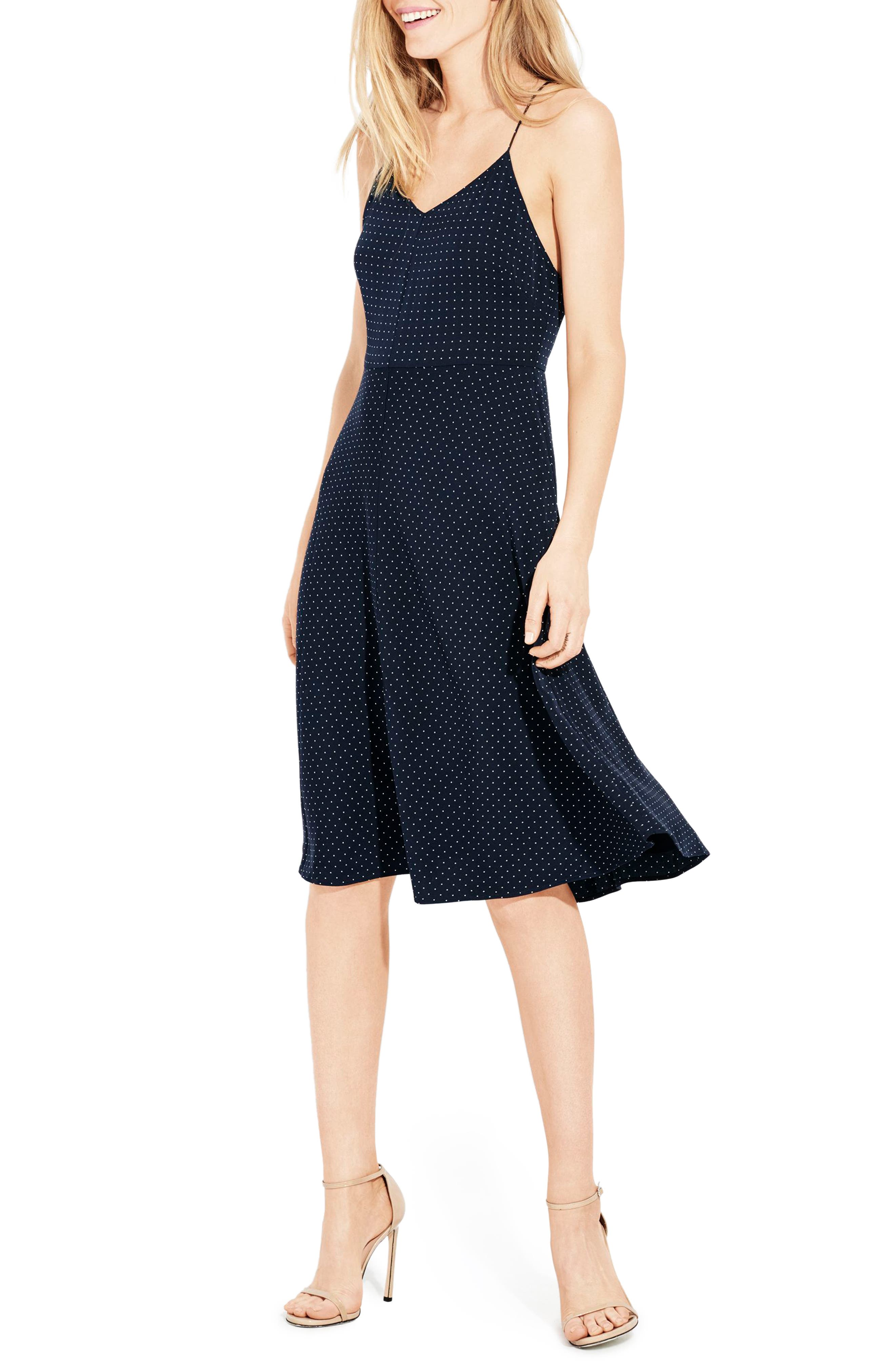 AYR The Glow Silk Midi Dress