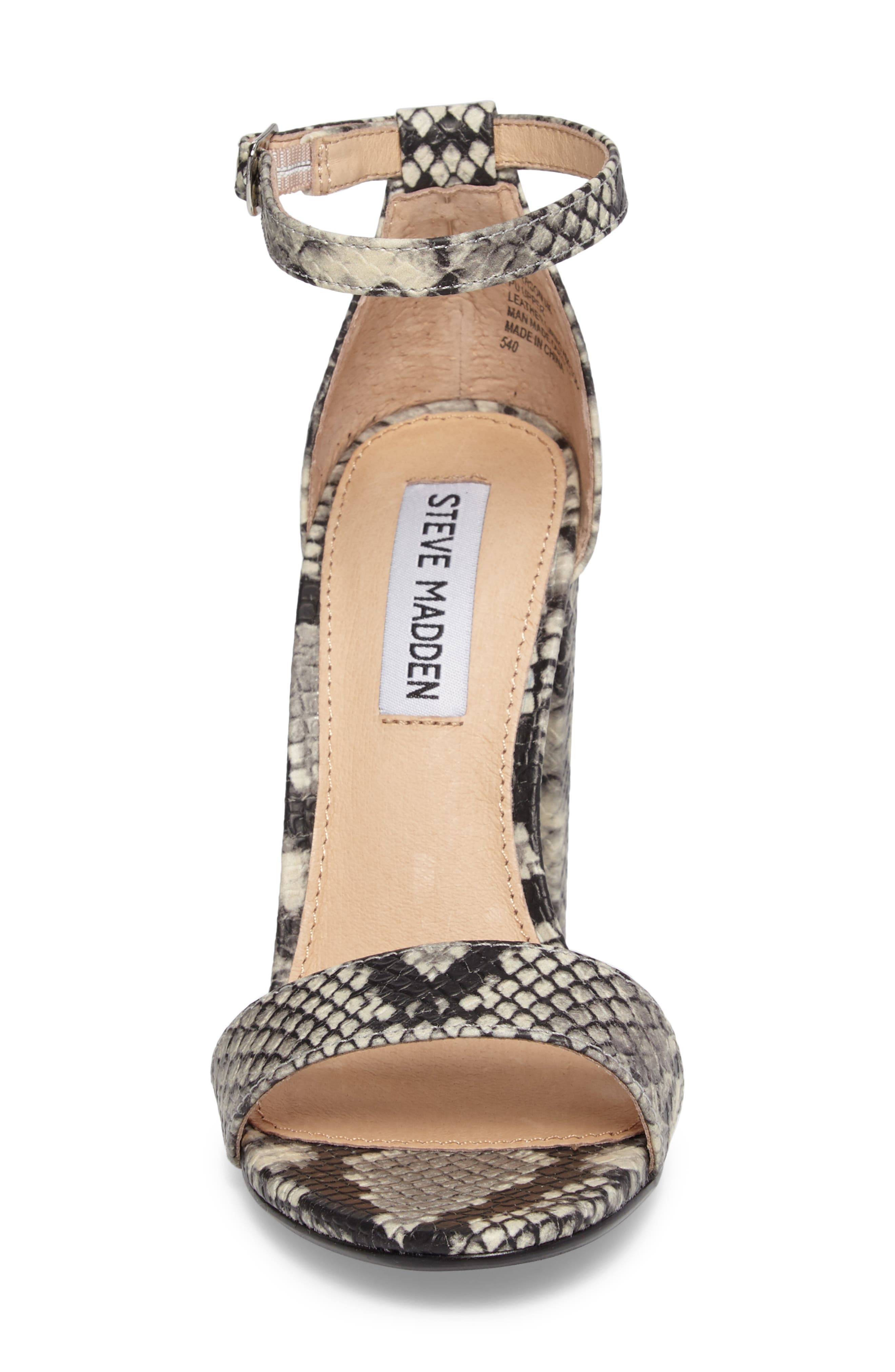 Alternate Image 4  - Steve Madden Carrson Sandal (Women)