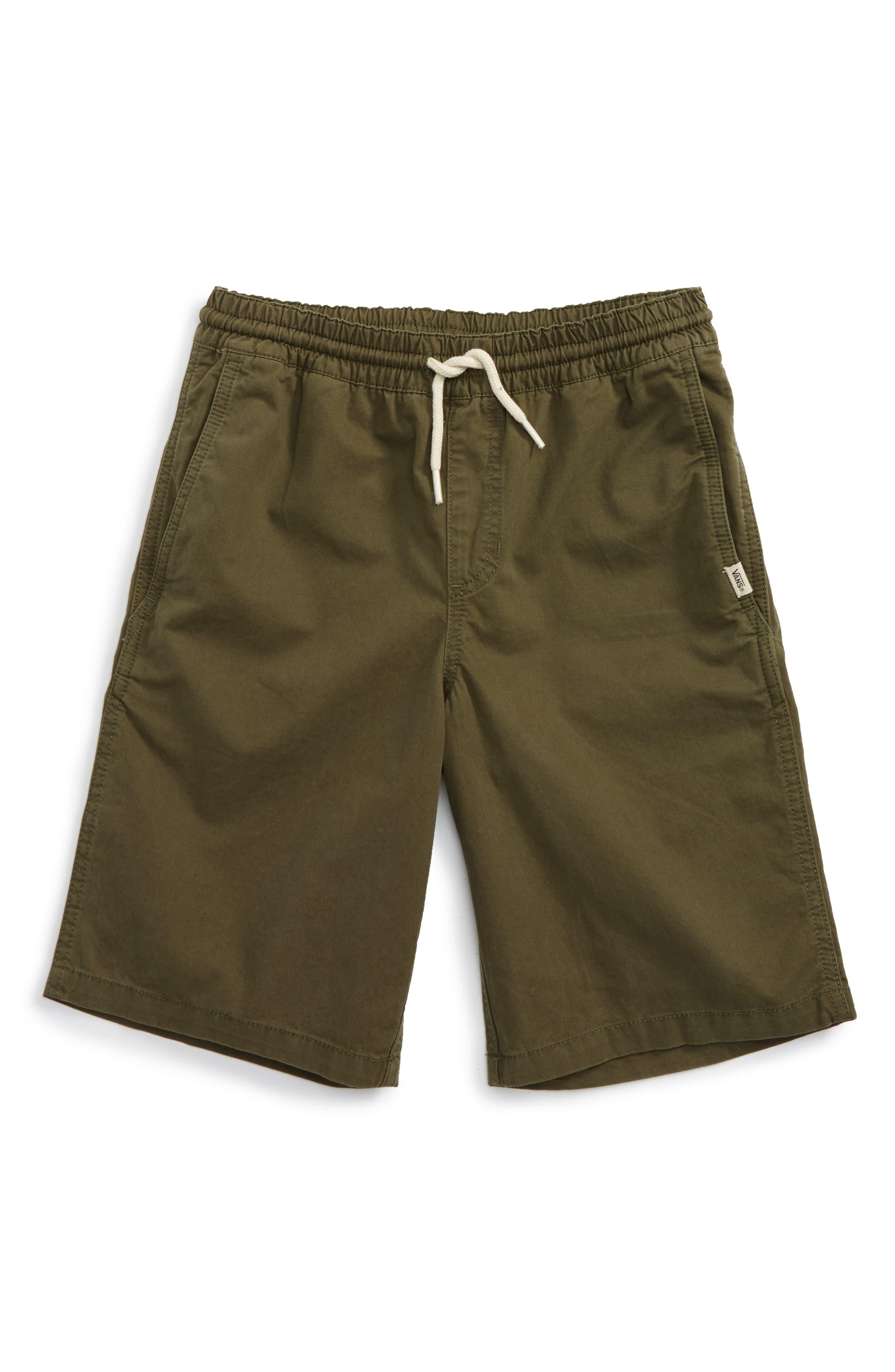 Vans Range Shorts (Big Boys)