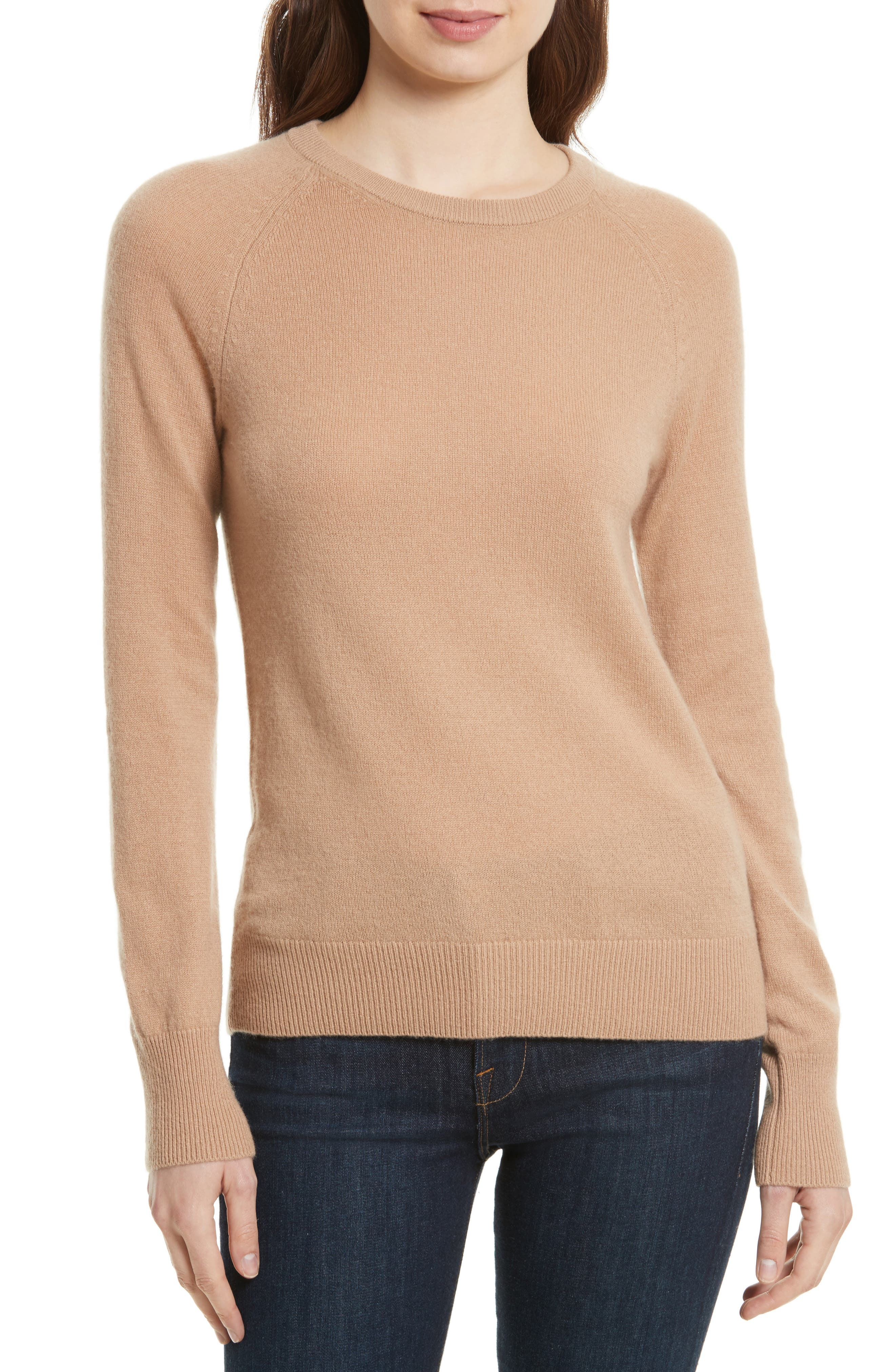 Main Image - Equipment 'Sloane' Crewneck Cashmere Sweater