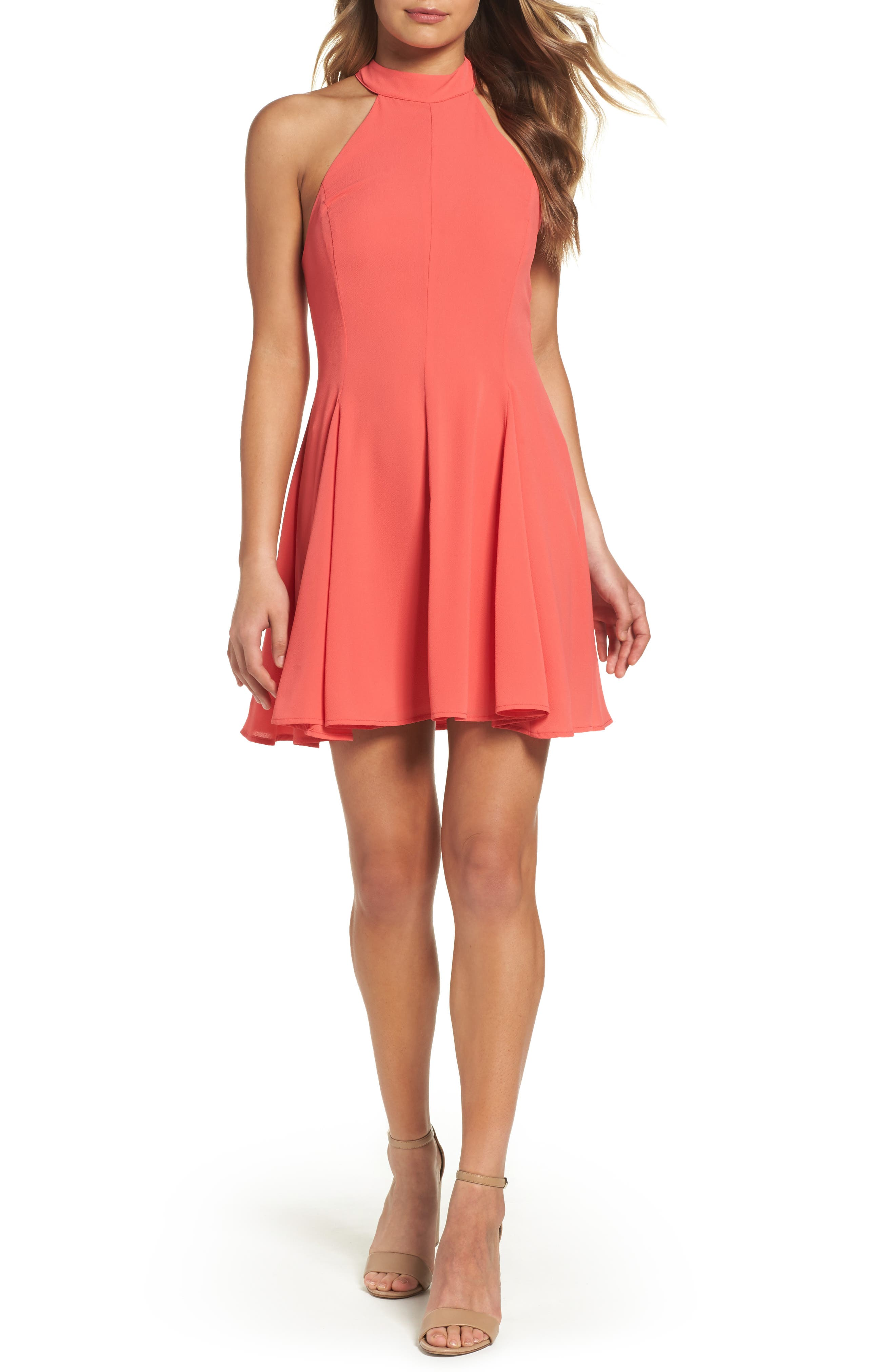 Mary & Maybel Fit & Flare Dress