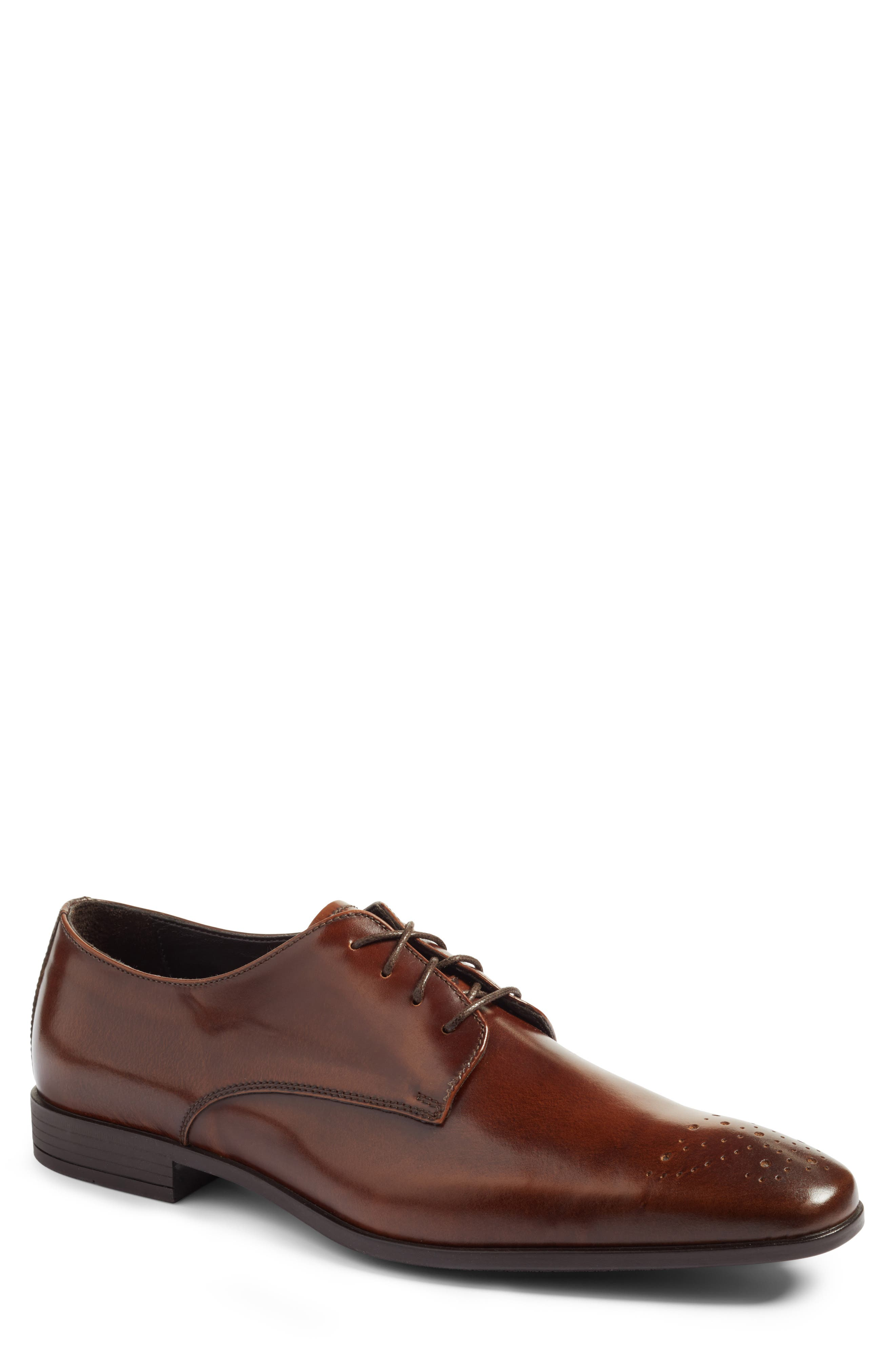 The Rail Kent Medallion Toe Derby (Men)