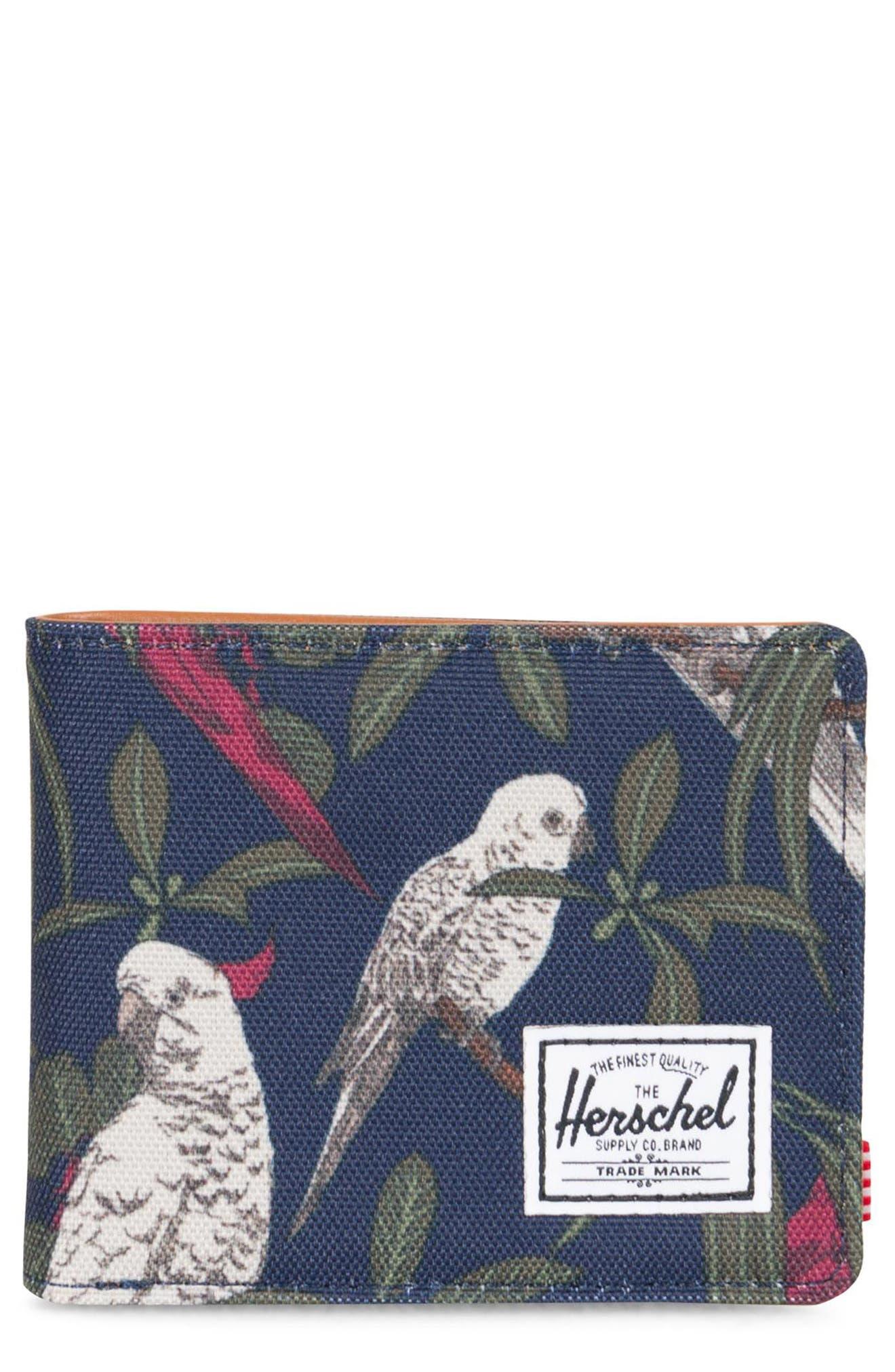 Herschel Supply Co. Hank RFID Wallet