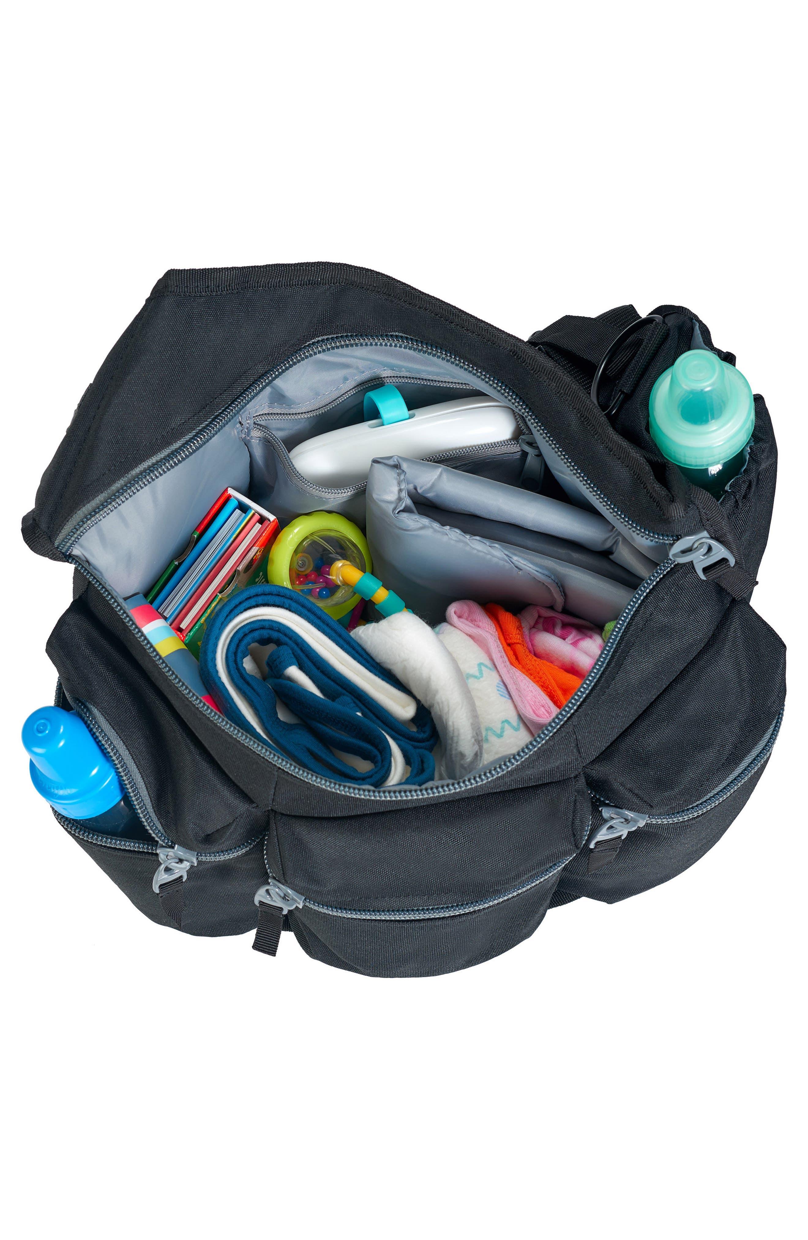 Alternate Image 2  - Diaper Dude Shoulder Messenger Bag