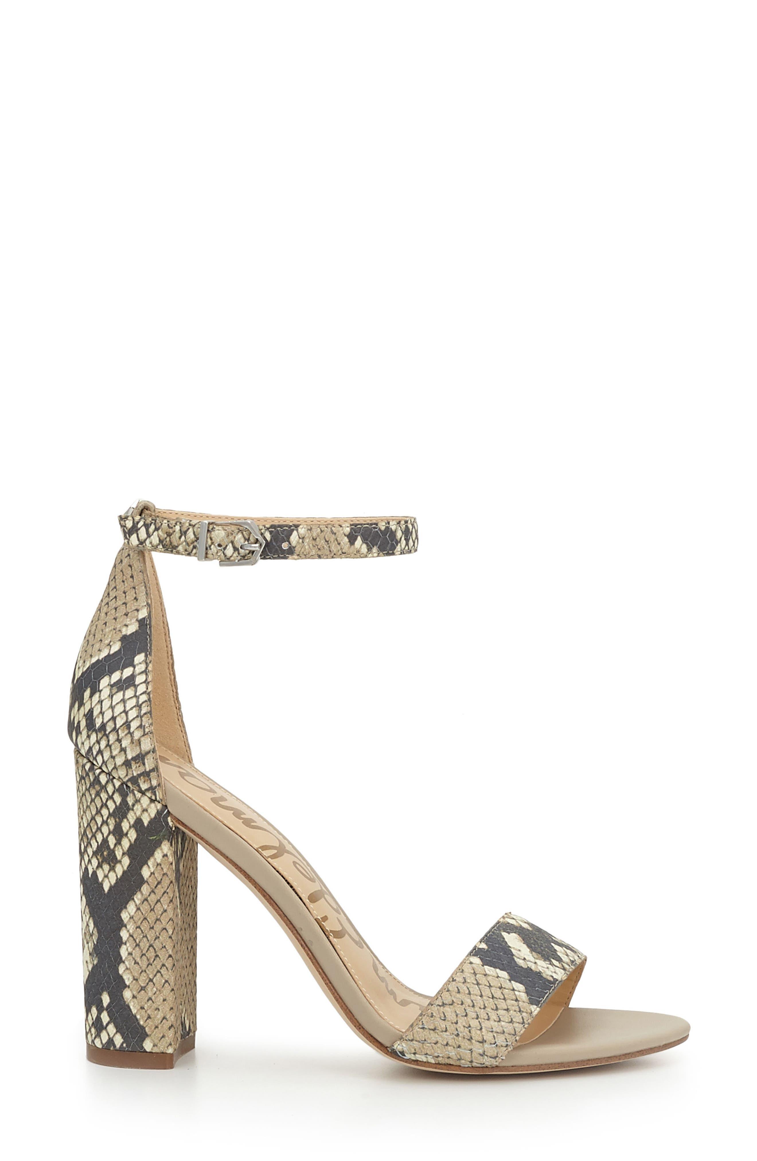 Alternate Image 3  - Sam Edelman Yaro Ankle Strap Sandal (Women)
