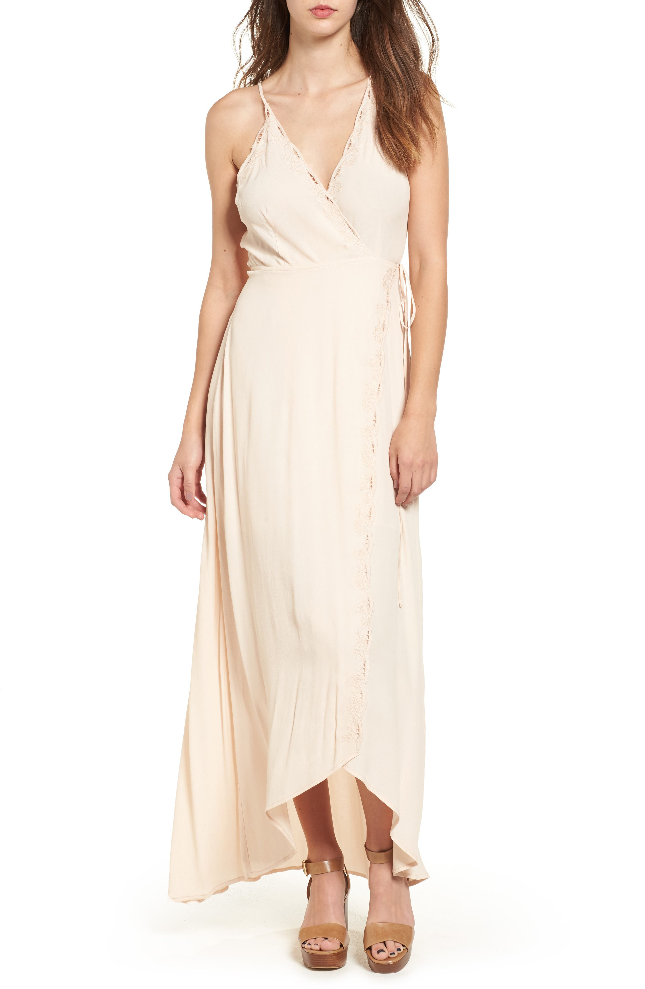 ASTR the Label Isabella Wrap Dress