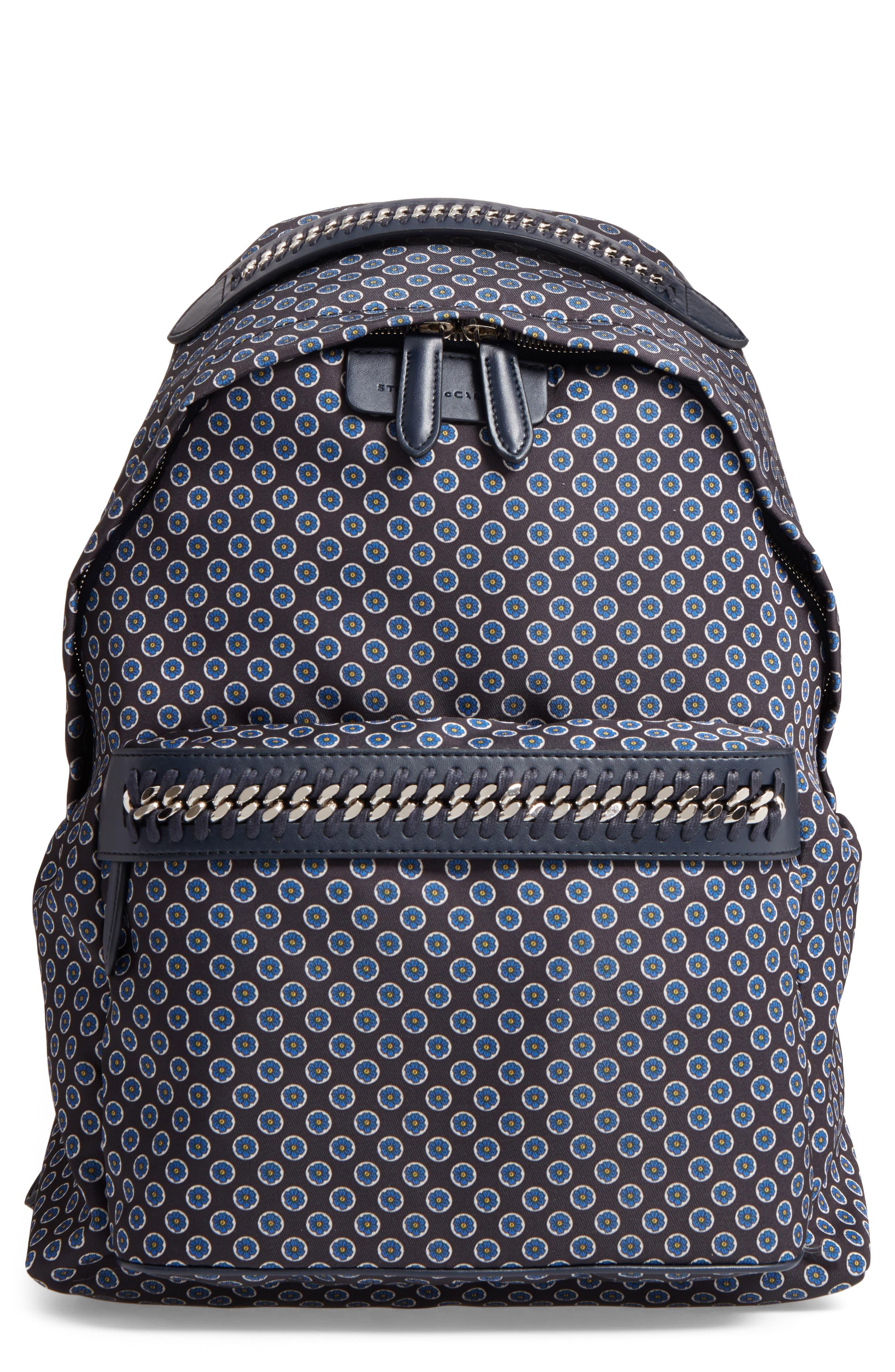 Stella McCartney Falabella Print Backpack