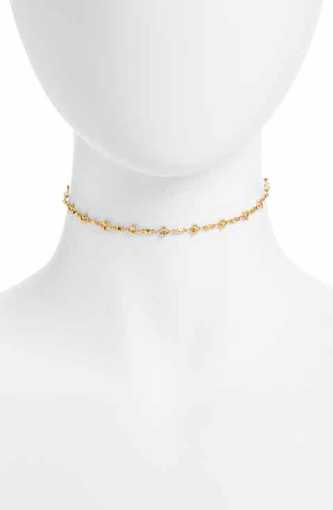 Luv AJ Anika Choker Necklace
