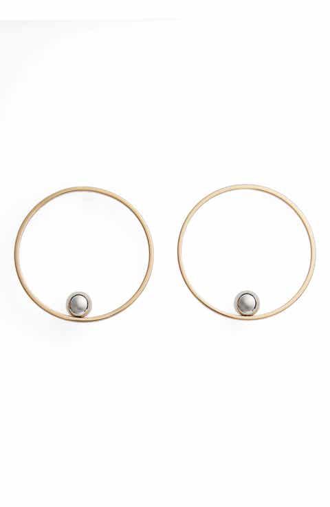 Jenny Bird Saros Hoop Earrings