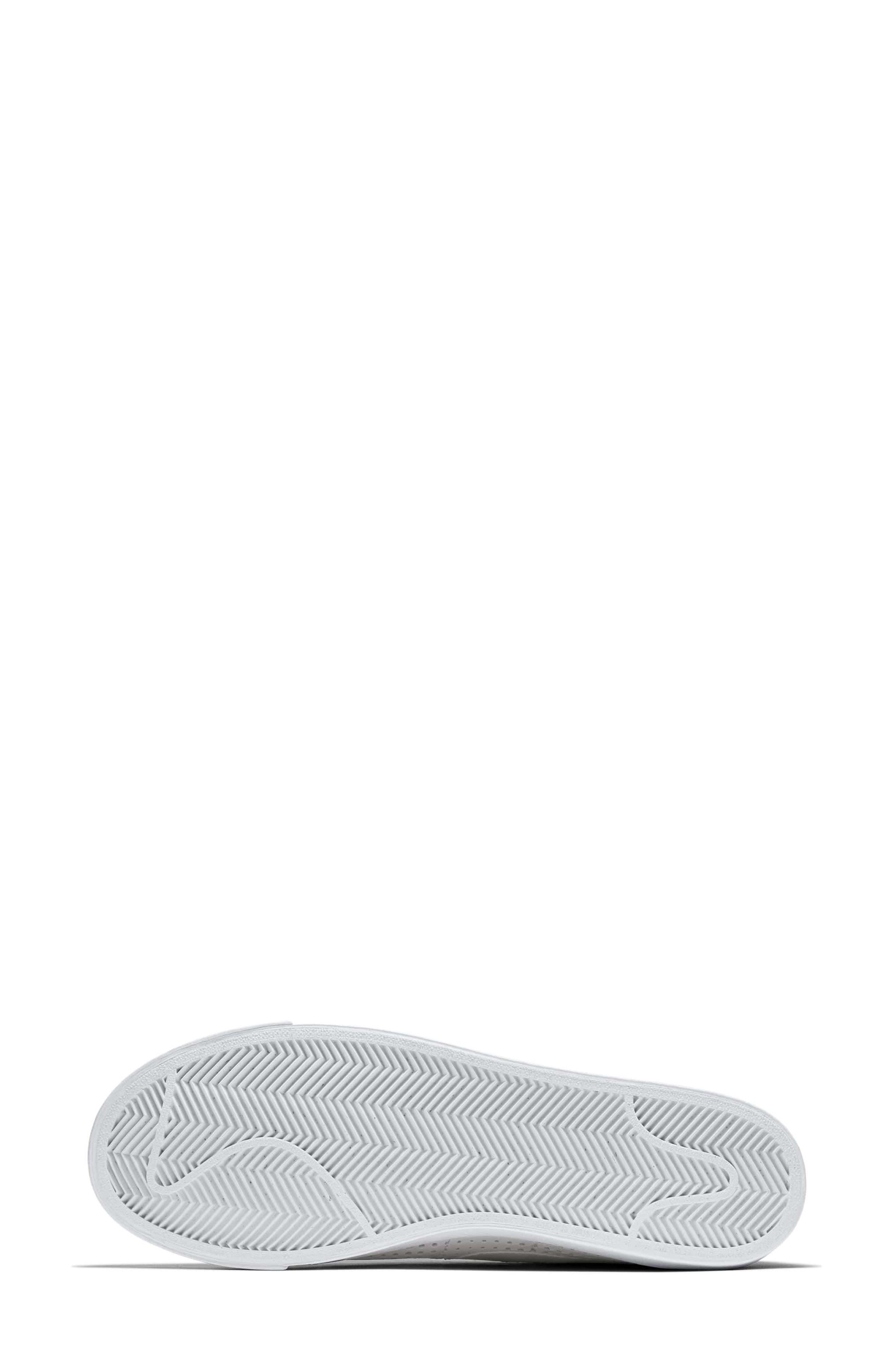 Alternate Image 5  - Nike Blazer Low Top Sneaker SE (Women)