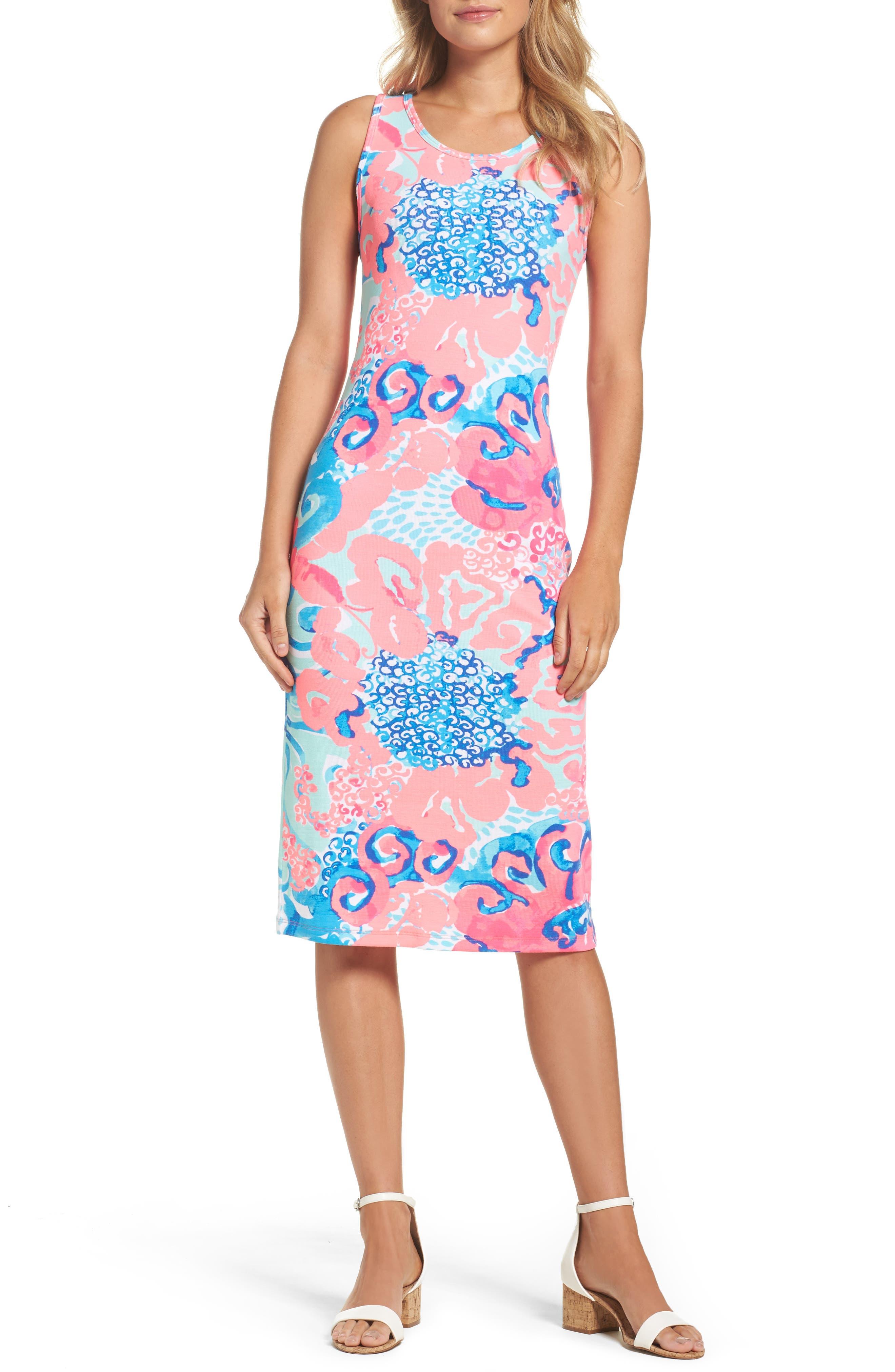 Lilly Pulitzer® Jordyn Midi Dress
