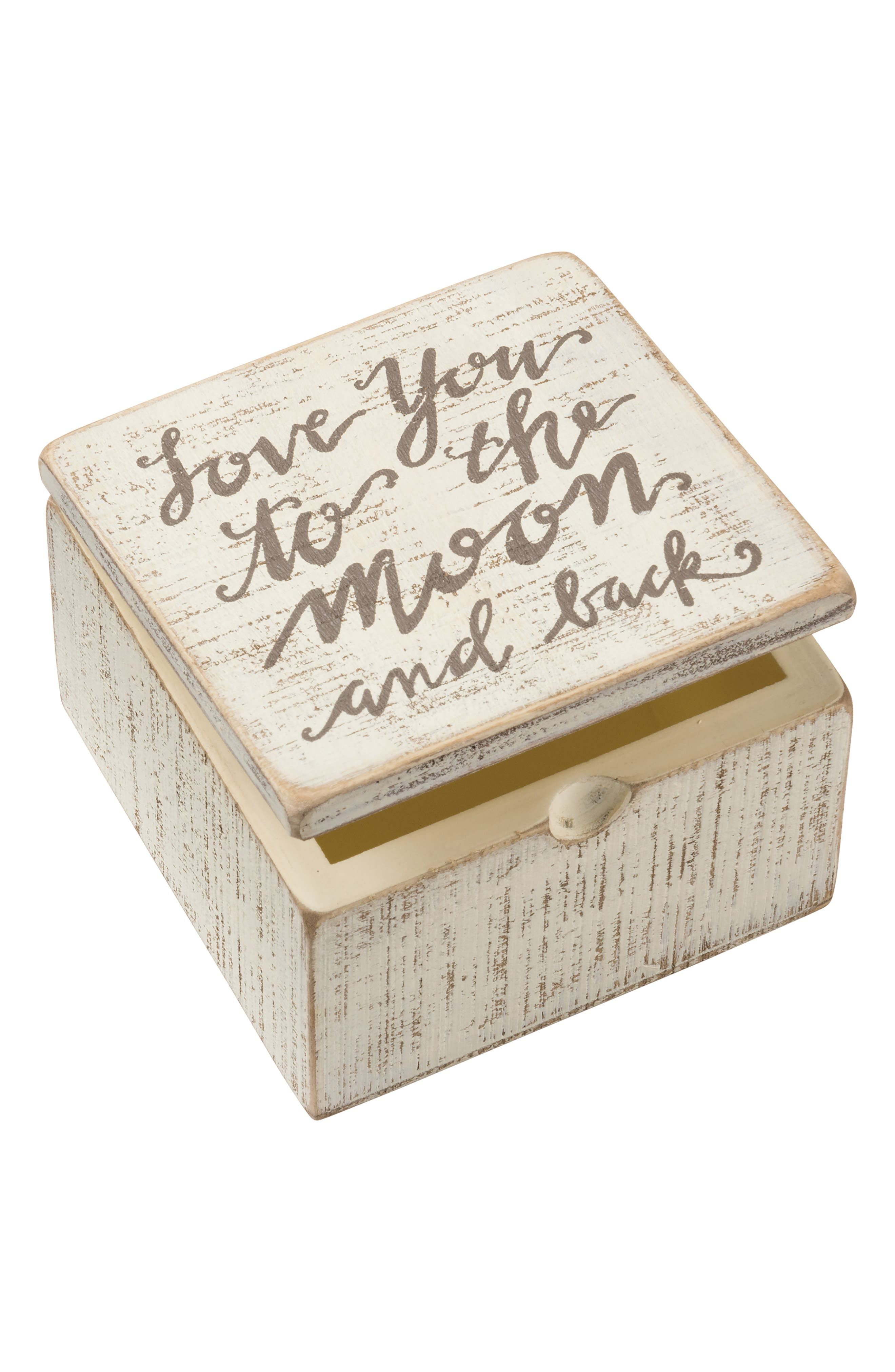 Primitives by Kathy Hinged Wooden Box