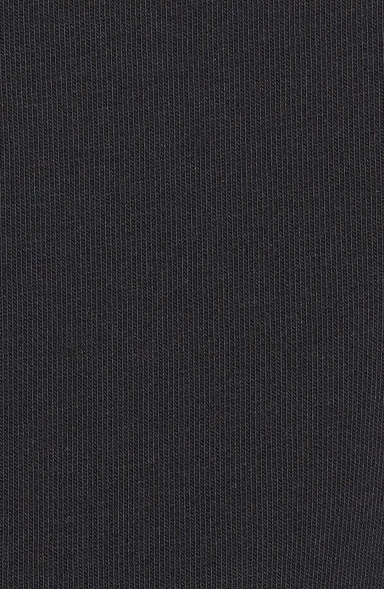 Alternate Image 5  - Nike Dry Versa Training Crop Top