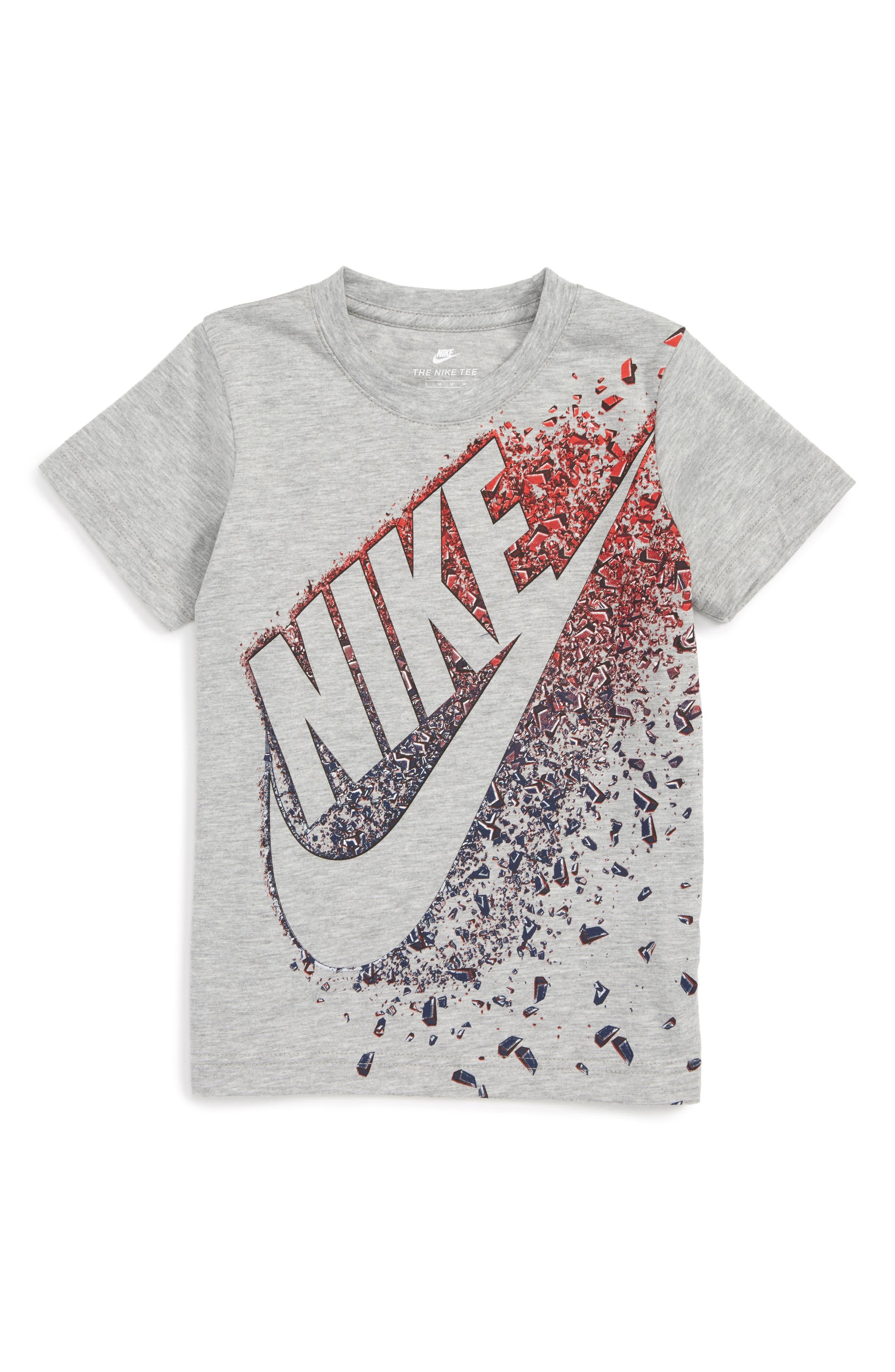 Nike Futura Graphic T-Shirt (Toddler Boys & Little Boys)