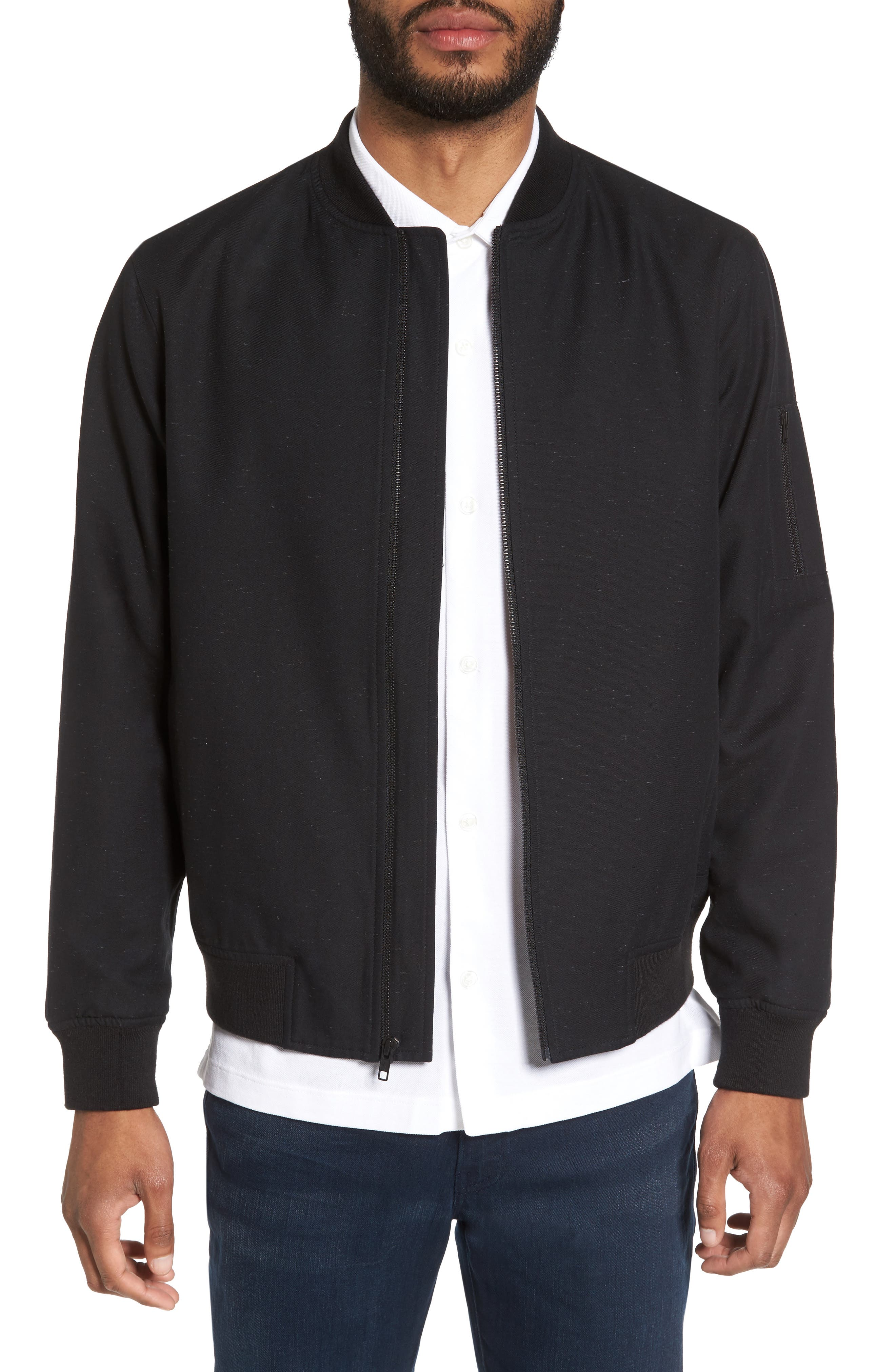 Calibrate Bomber Jacket
