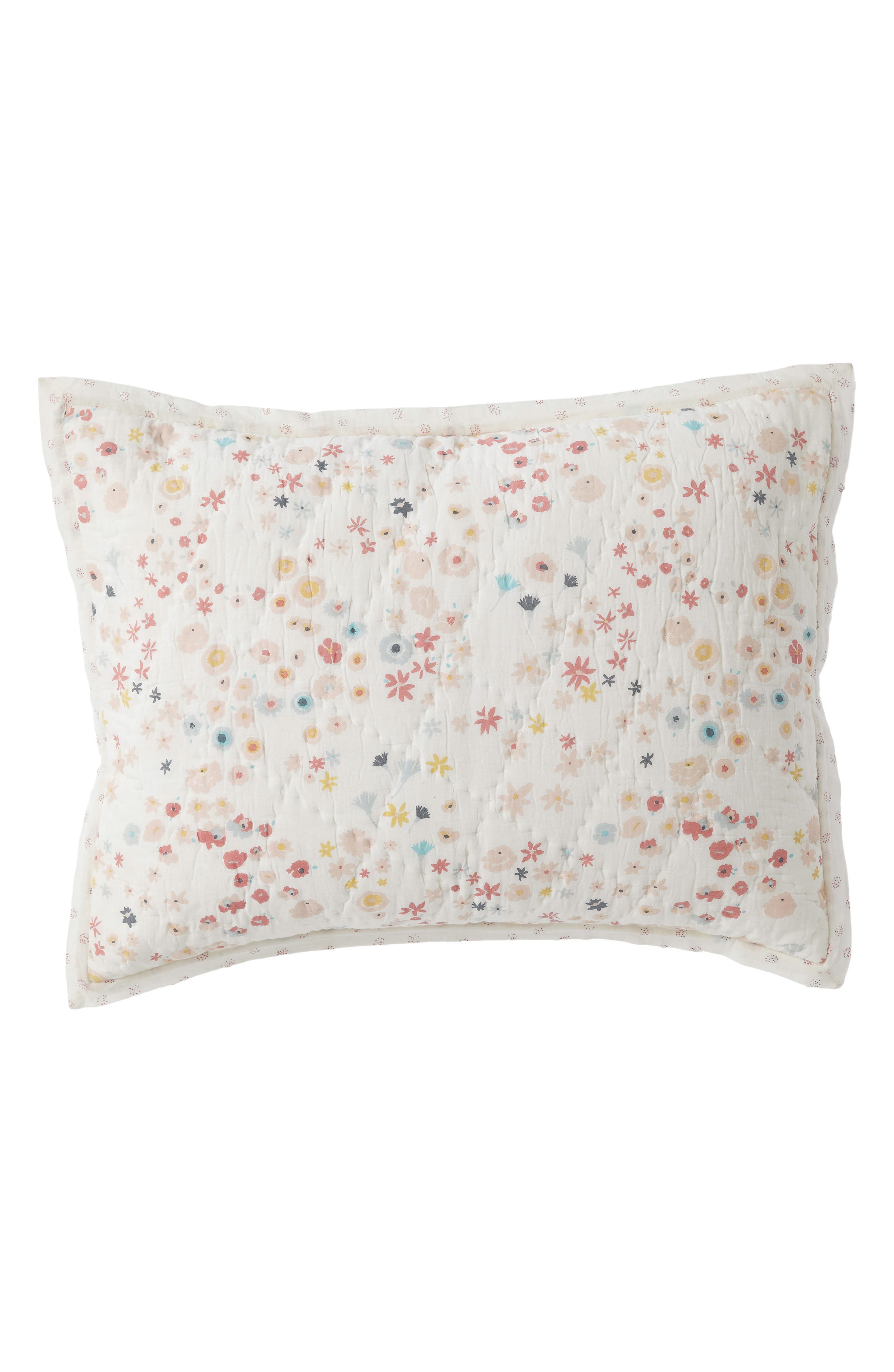 Petit Pehr Meadow Reversible Quilted Sham