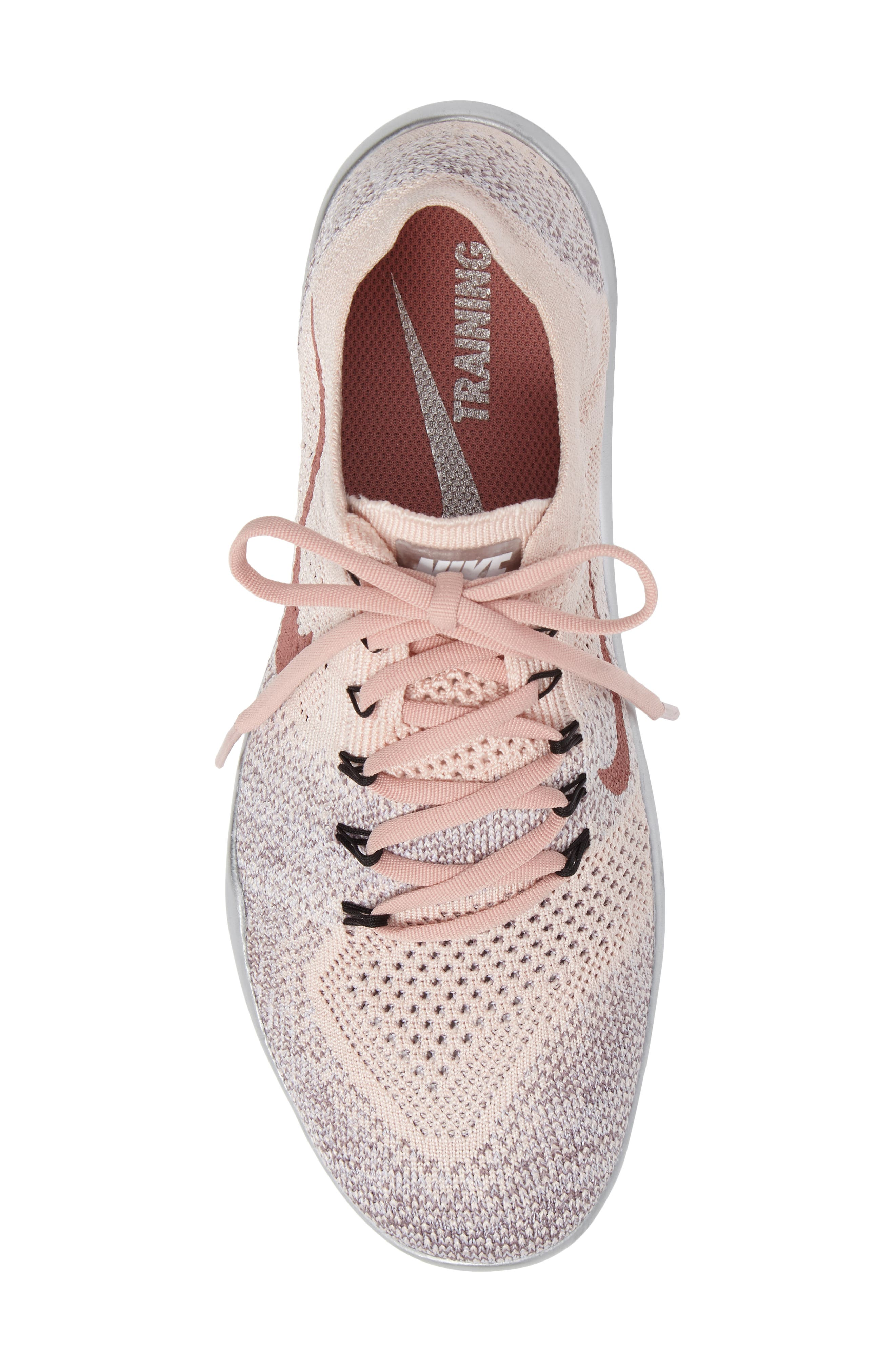 Alternate Image 5  - Nike Free Focus Flyknit 2 Bionic Training Shoe (Women)